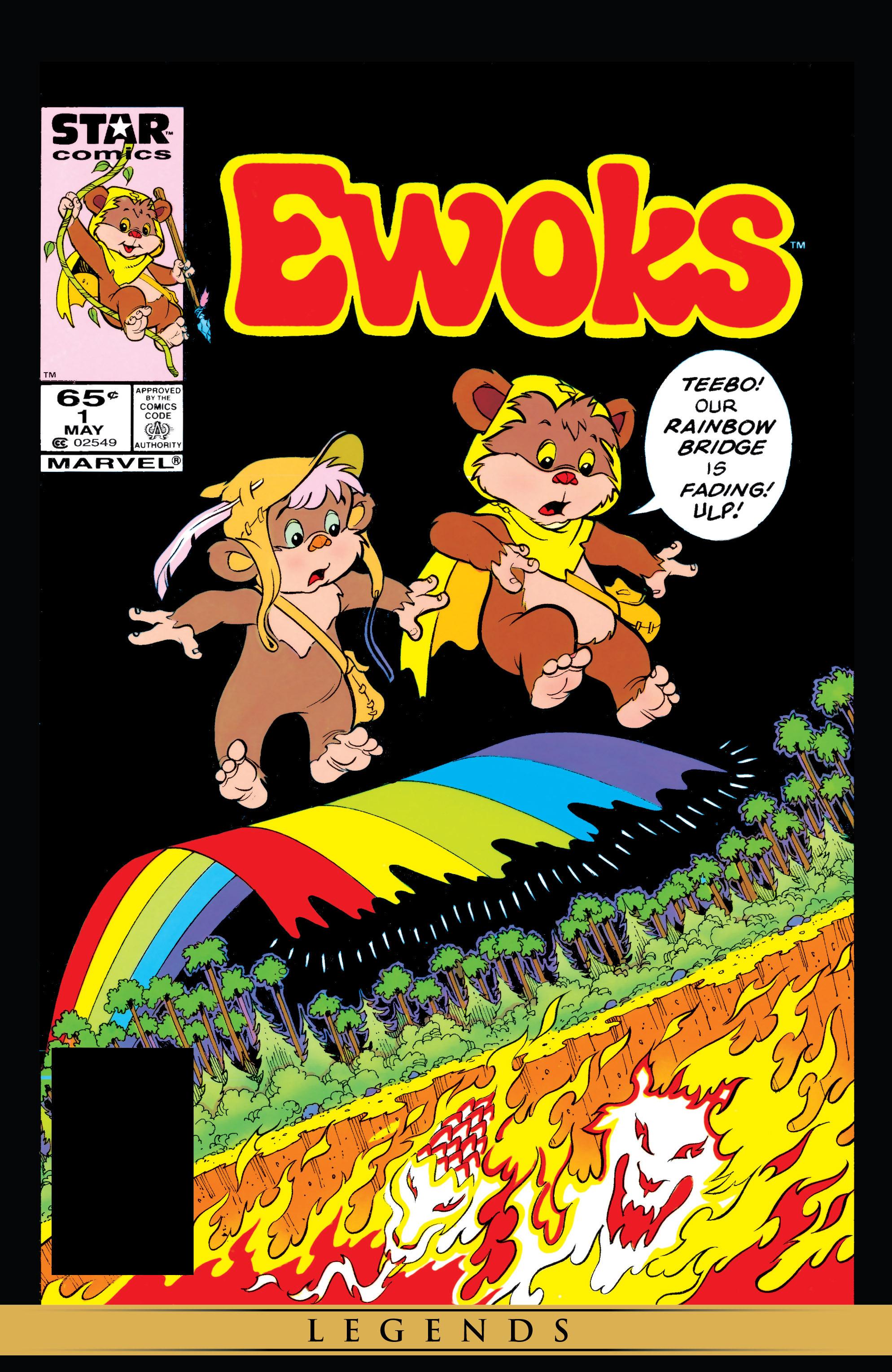 Ewoks 1 Page 1