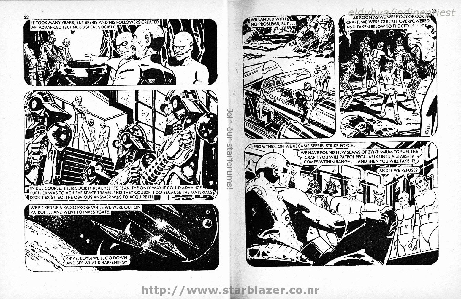 Starblazer issue 135 - Page 18