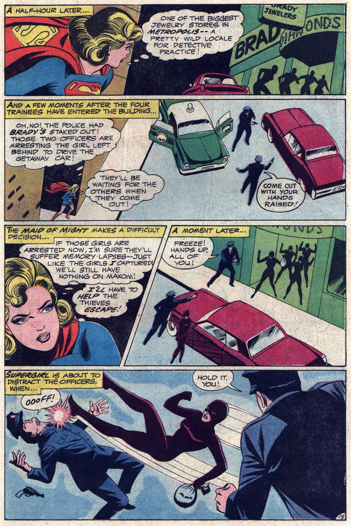 Read online Adventure Comics (1938) comic -  Issue #381 - 19