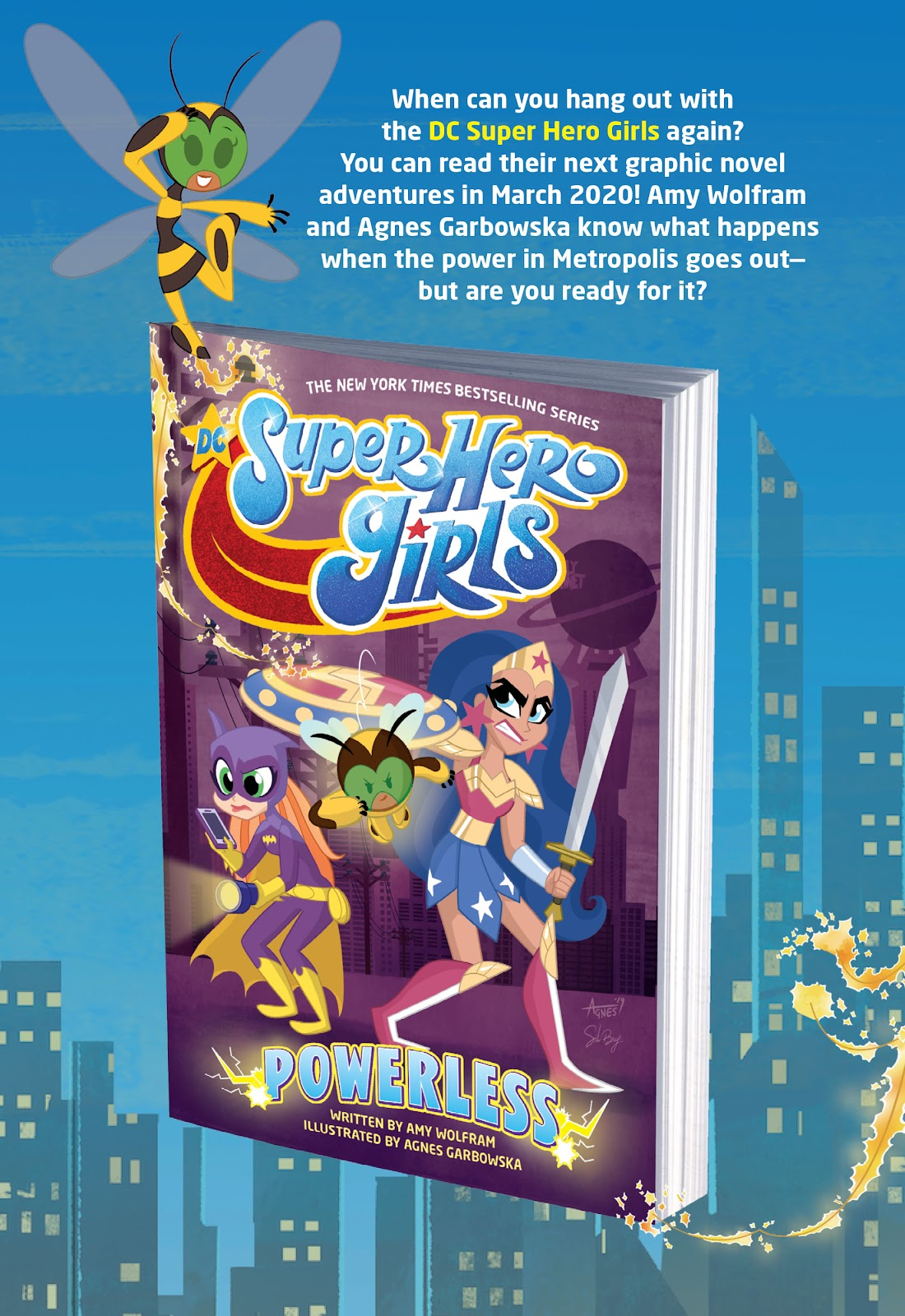 Read online DC Super Hero Girls: At Metropolis High comic -  Issue # TPB - 132