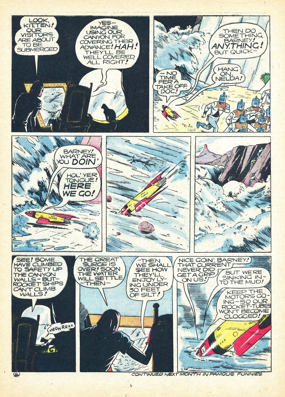 Read online Famous Funnies comic -  Issue #95 - 9