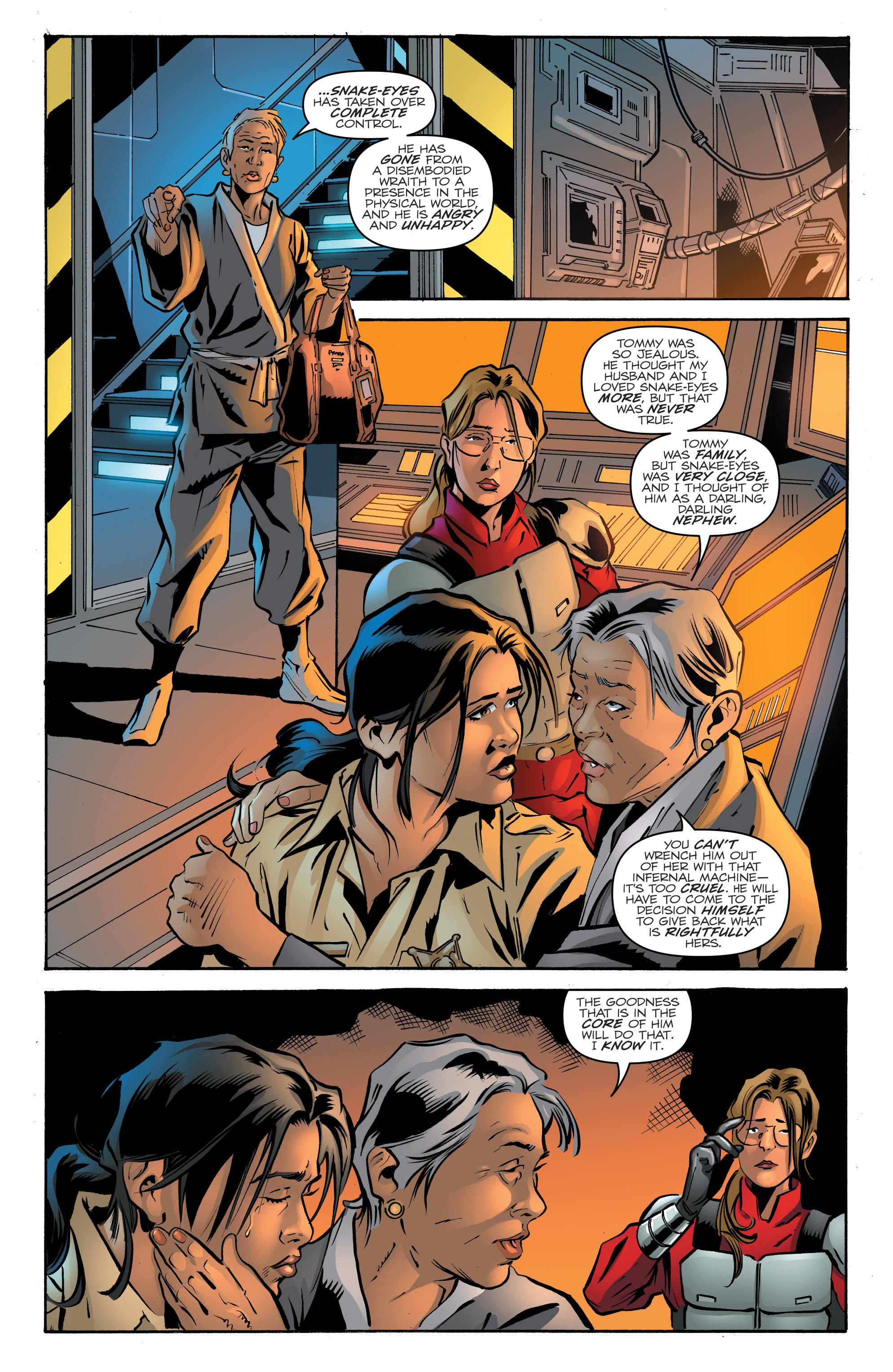Read online G.I. Joe: A Real American Hero comic -  Issue #240 - 17