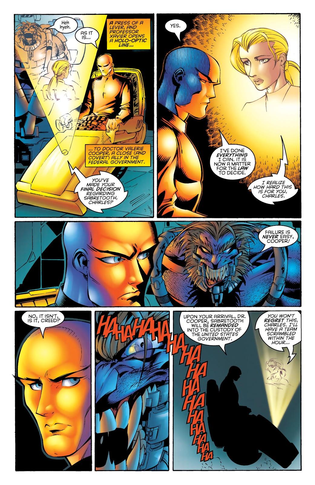 Uncanny X-Men (1963) issue 328 - Page 8