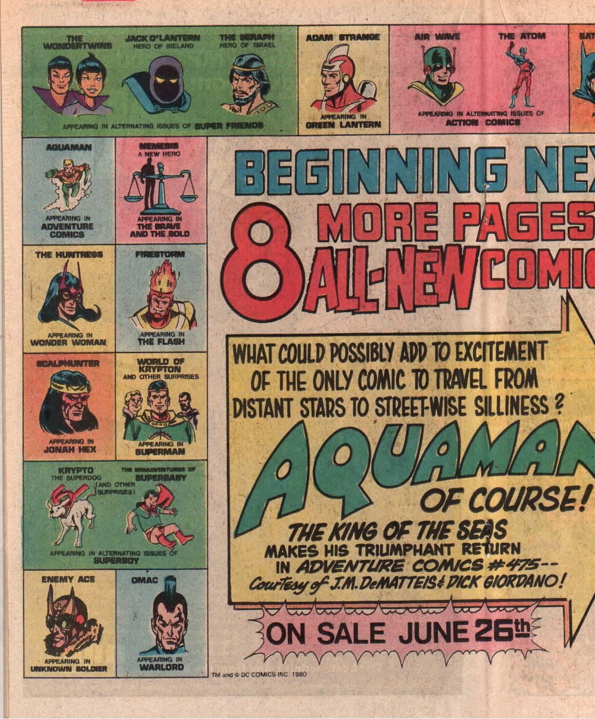 Read online Adventure Comics (1938) comic -  Issue #474 - 17