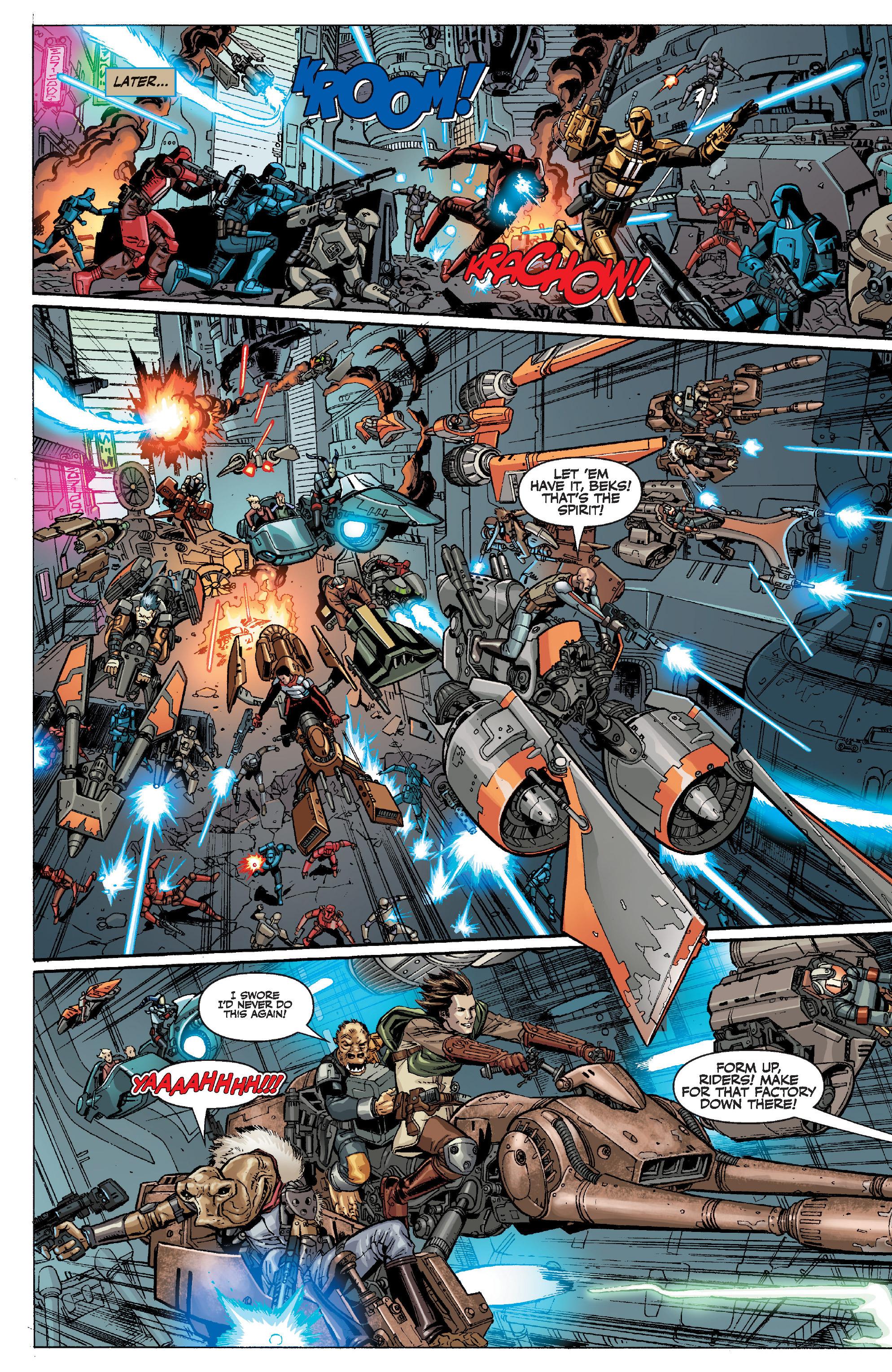 Read online Star Wars Omnibus comic -  Issue # Vol. 32 - 93