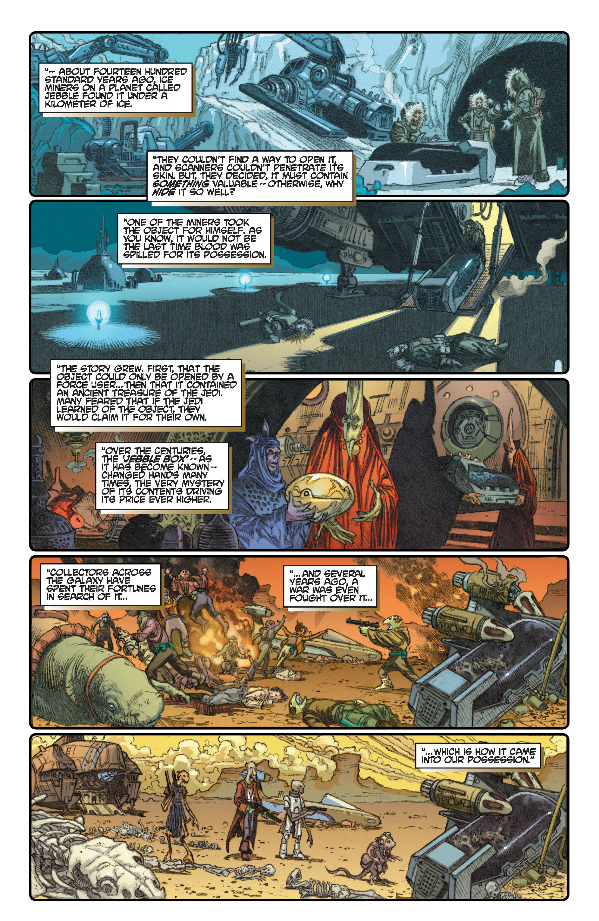 Read online Star Wars Omnibus comic -  Issue # Vol. 31 - 286
