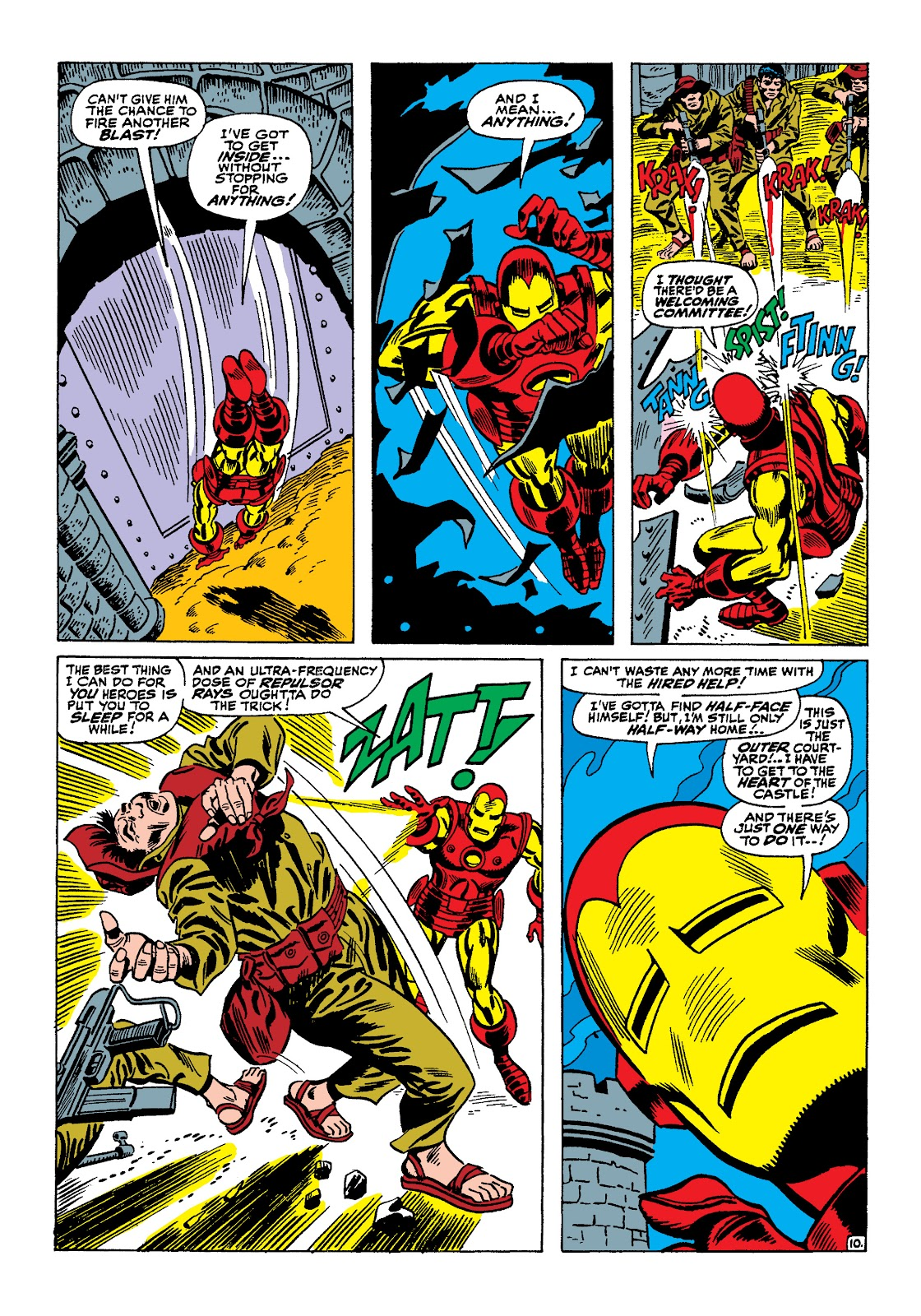 Read online Marvel Masterworks: The Invincible Iron Man comic -  Issue # TPB 4 (Part 2) - 20