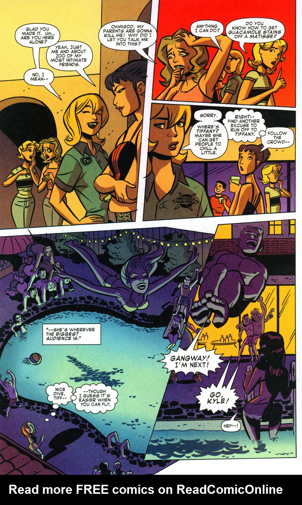 Read online Bad Girls comic -  Issue #2 - 14