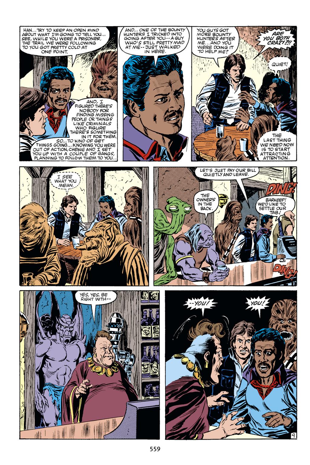 Read online Star Wars Omnibus comic -  Issue # Vol. 18.5 - 272