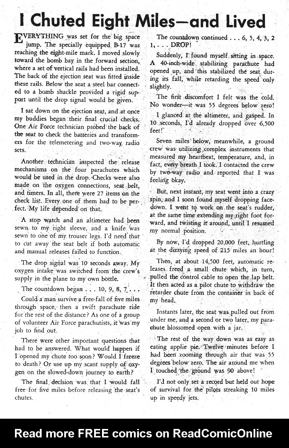 My Greatest Adventure (1955) issue 67 - Page 22