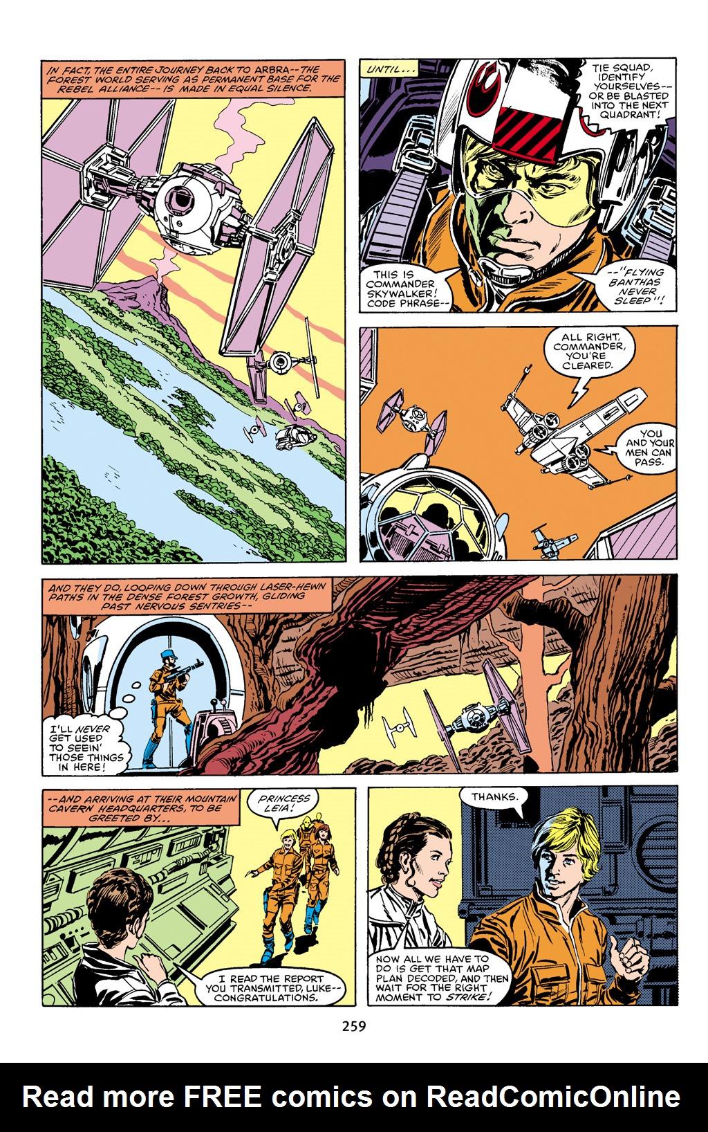 Read online Star Wars Omnibus comic -  Issue # Vol. 16 - 255