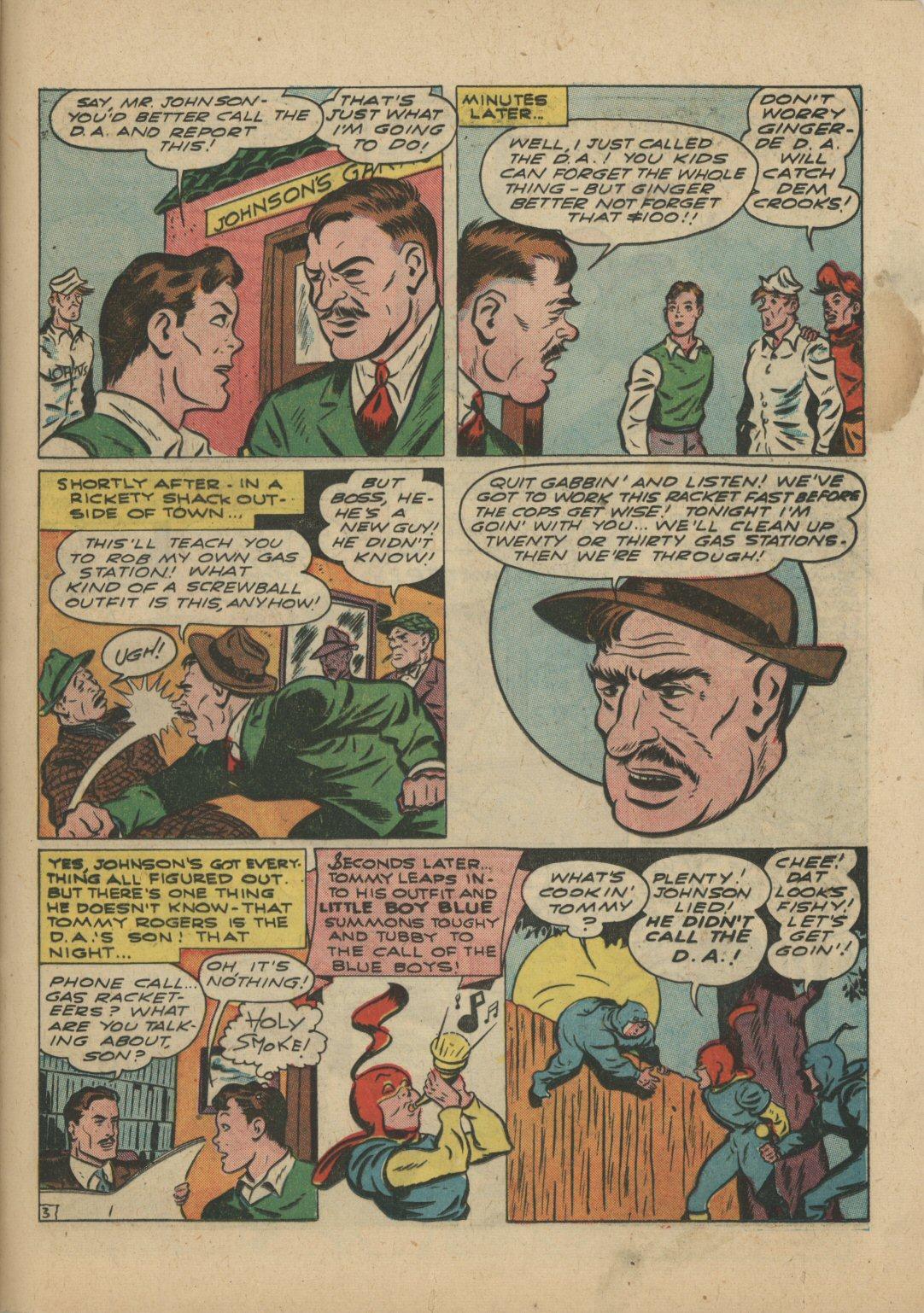 Read online Sensation (Mystery) Comics comic -  Issue #21 - 43
