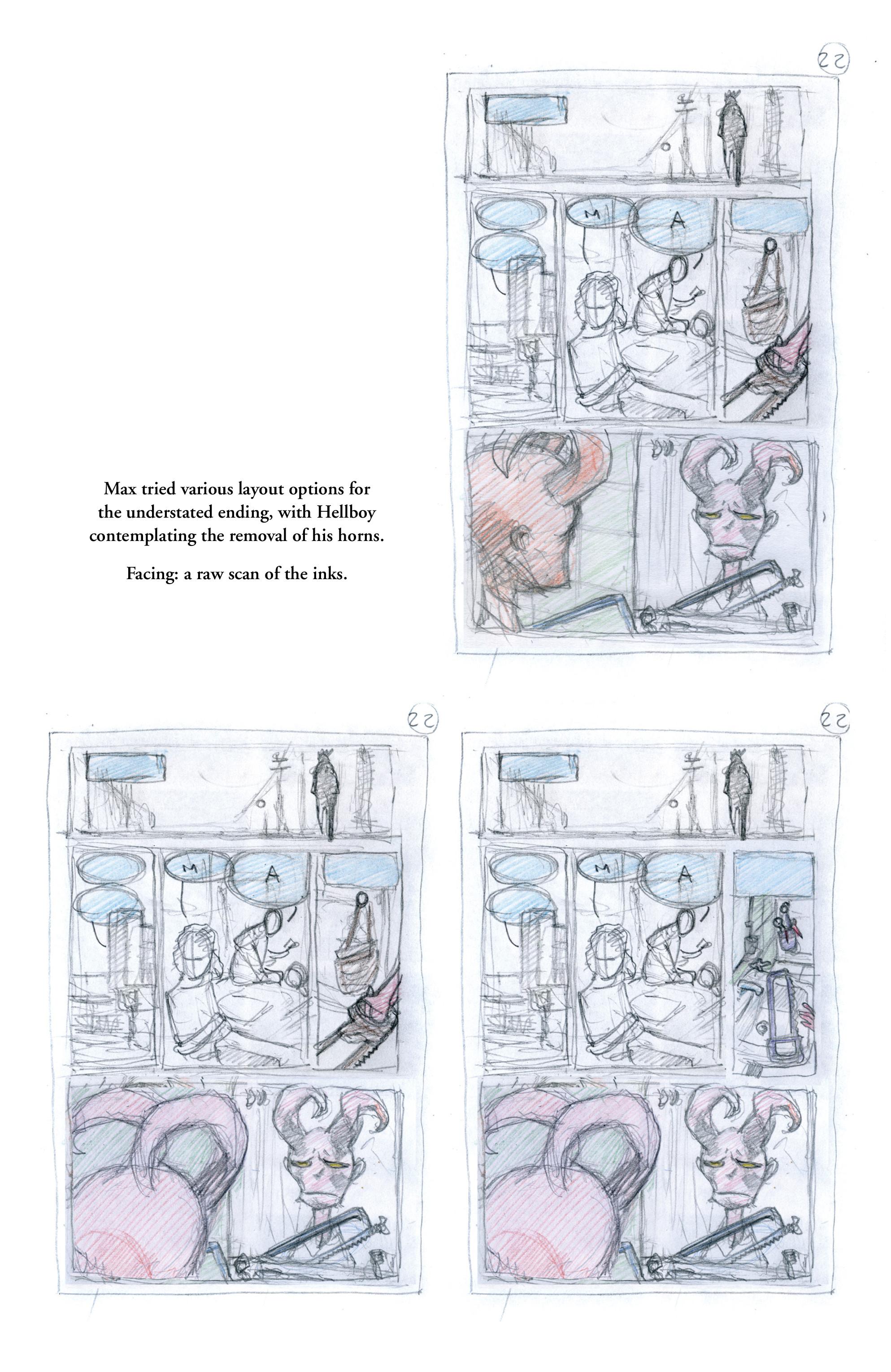 Read online B.P.R.D.: 1948 comic -  Issue # TPB - 138