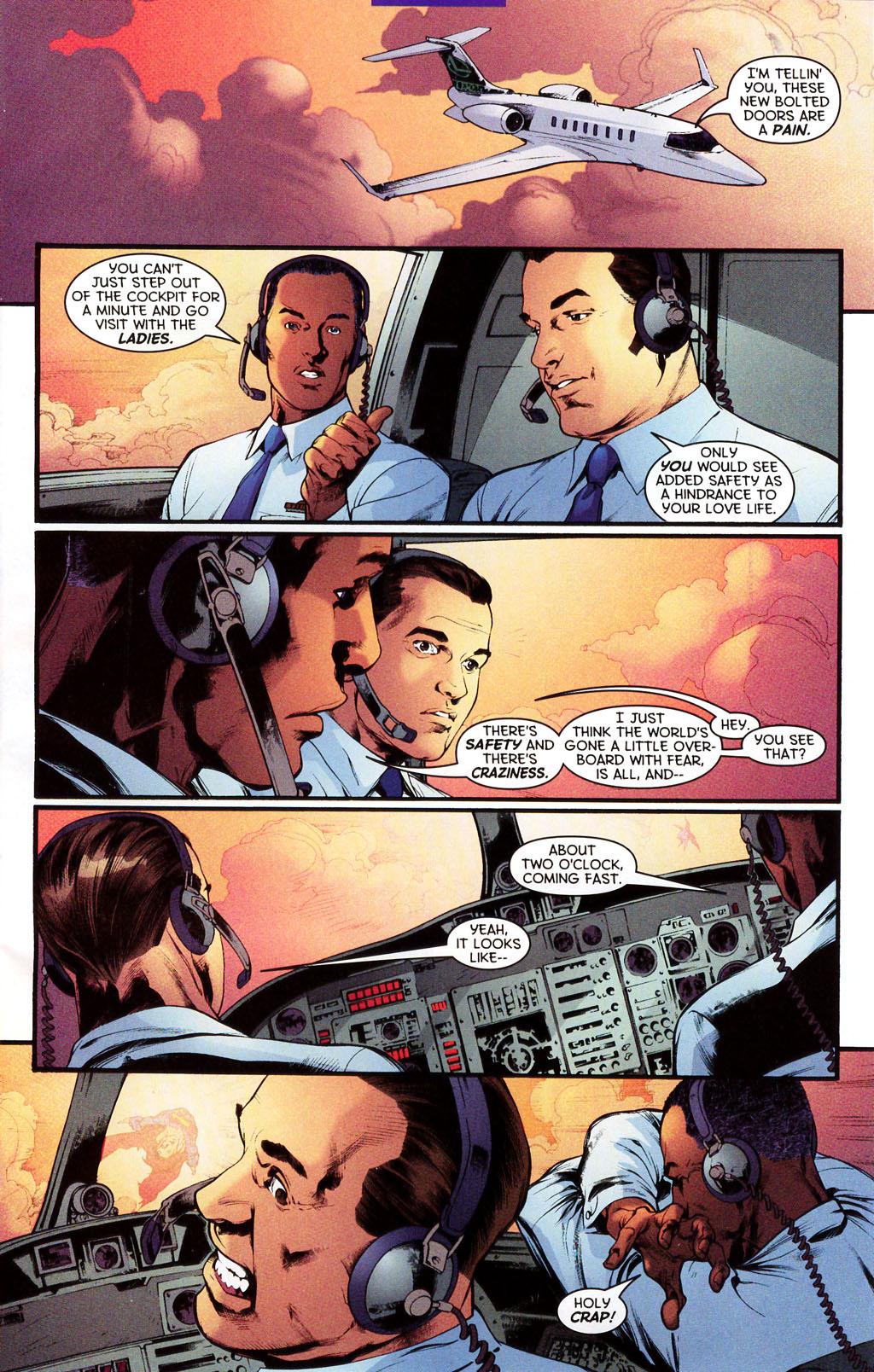 Action Comics (1938) 823 Page 1