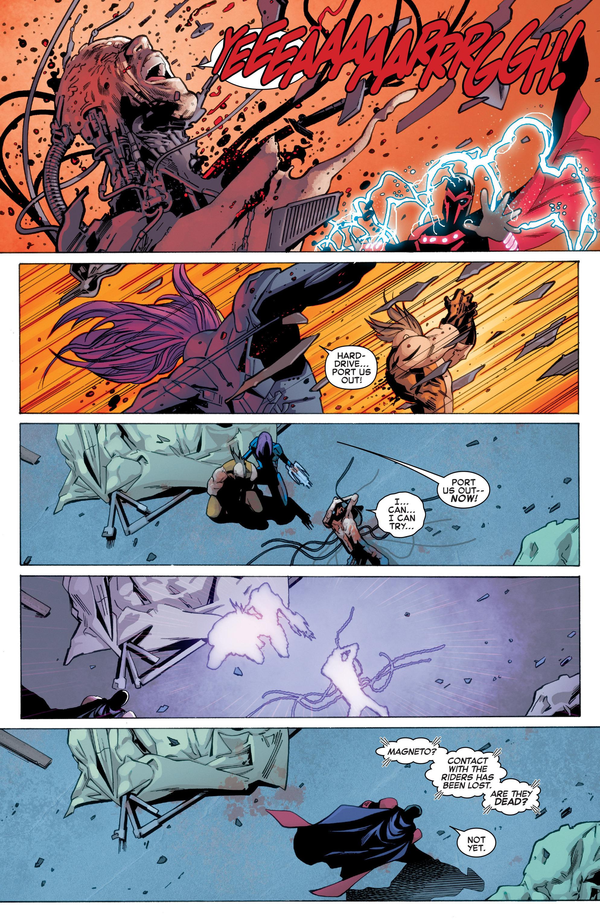 Read online Uncanny X-Men (2016) comic -  Issue #3 - 11