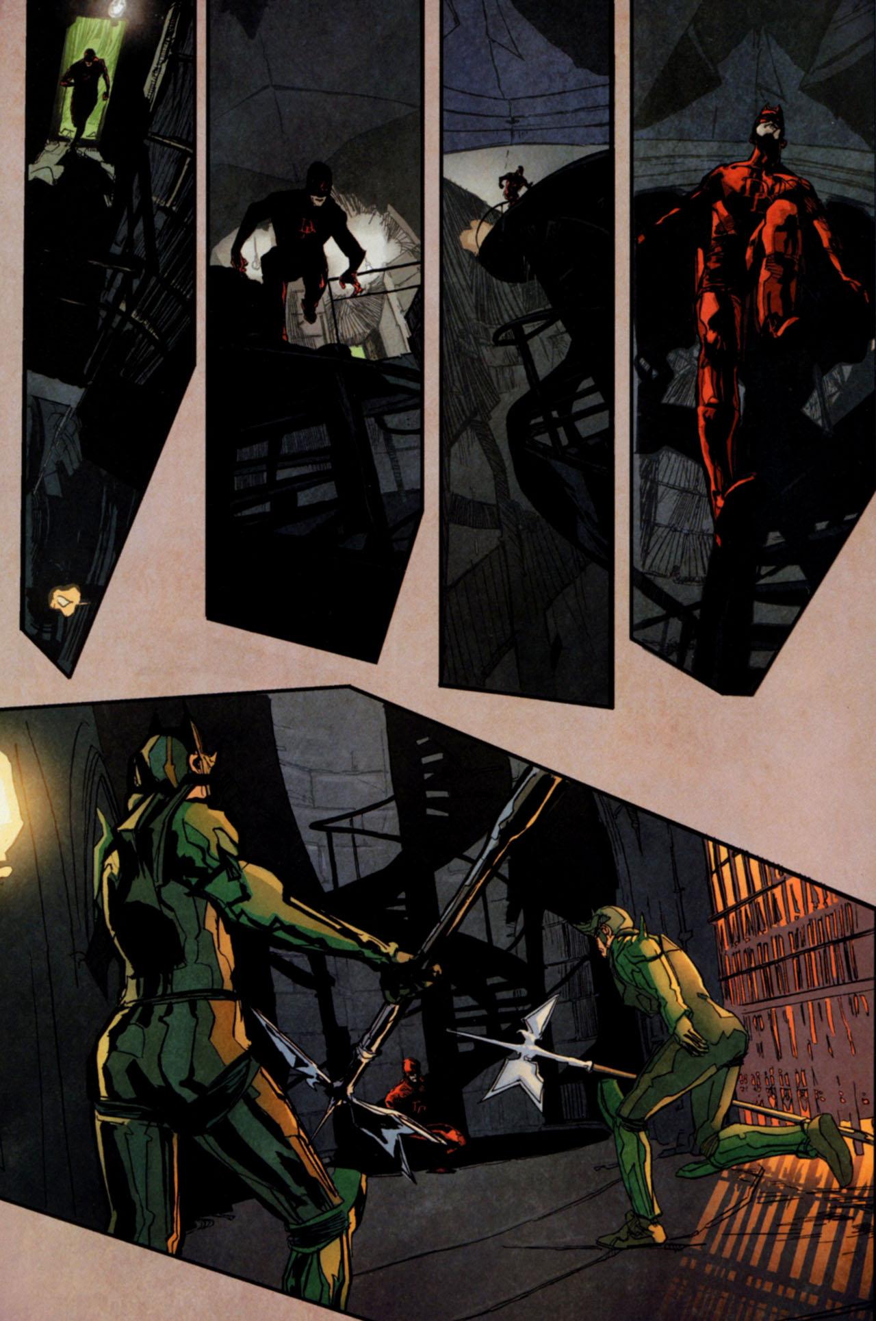 Read online Astonishing Tales (2009) comic -  Issue #4 - 19