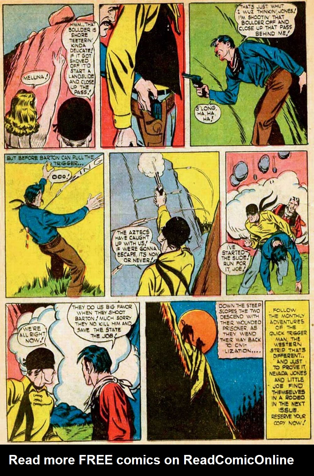 Zip Comics issue 19 - Page 30