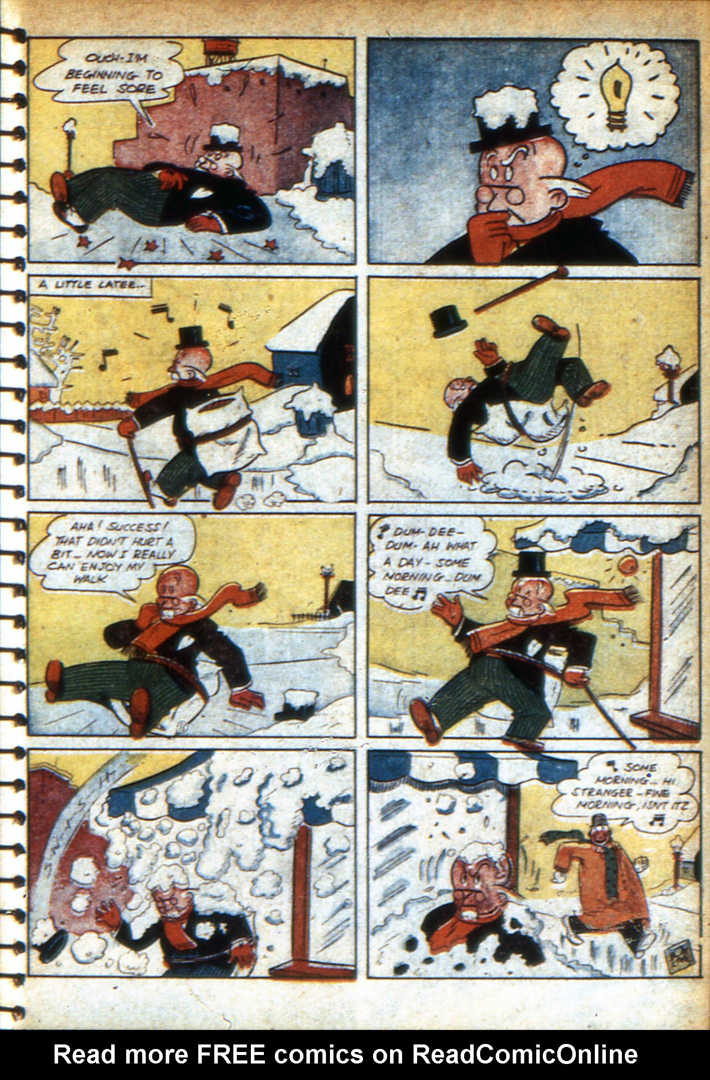Read online Adventure Comics (1938) comic -  Issue #47 - 44