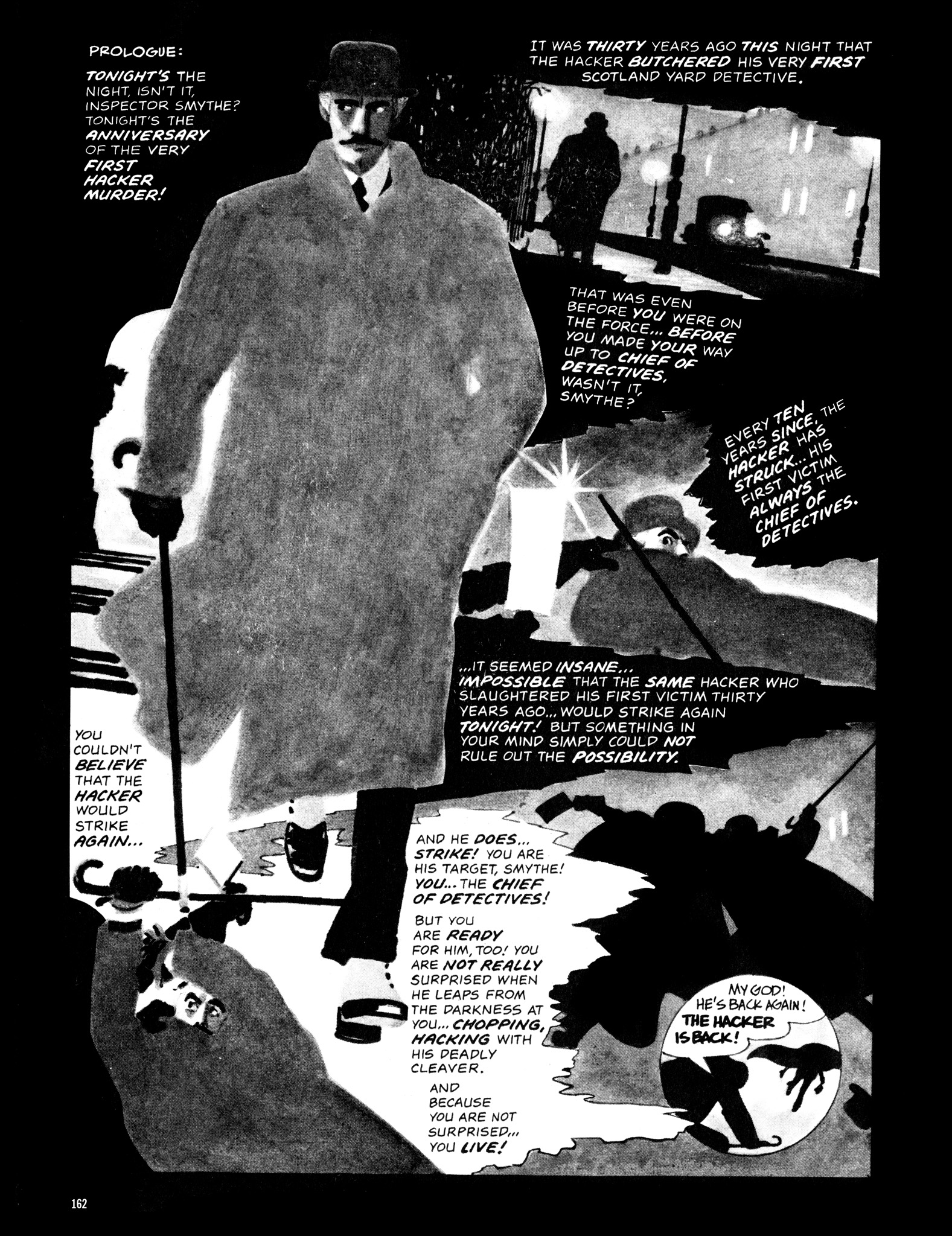 Read online Eerie Archives comic -  Issue # TPB 14 - 163