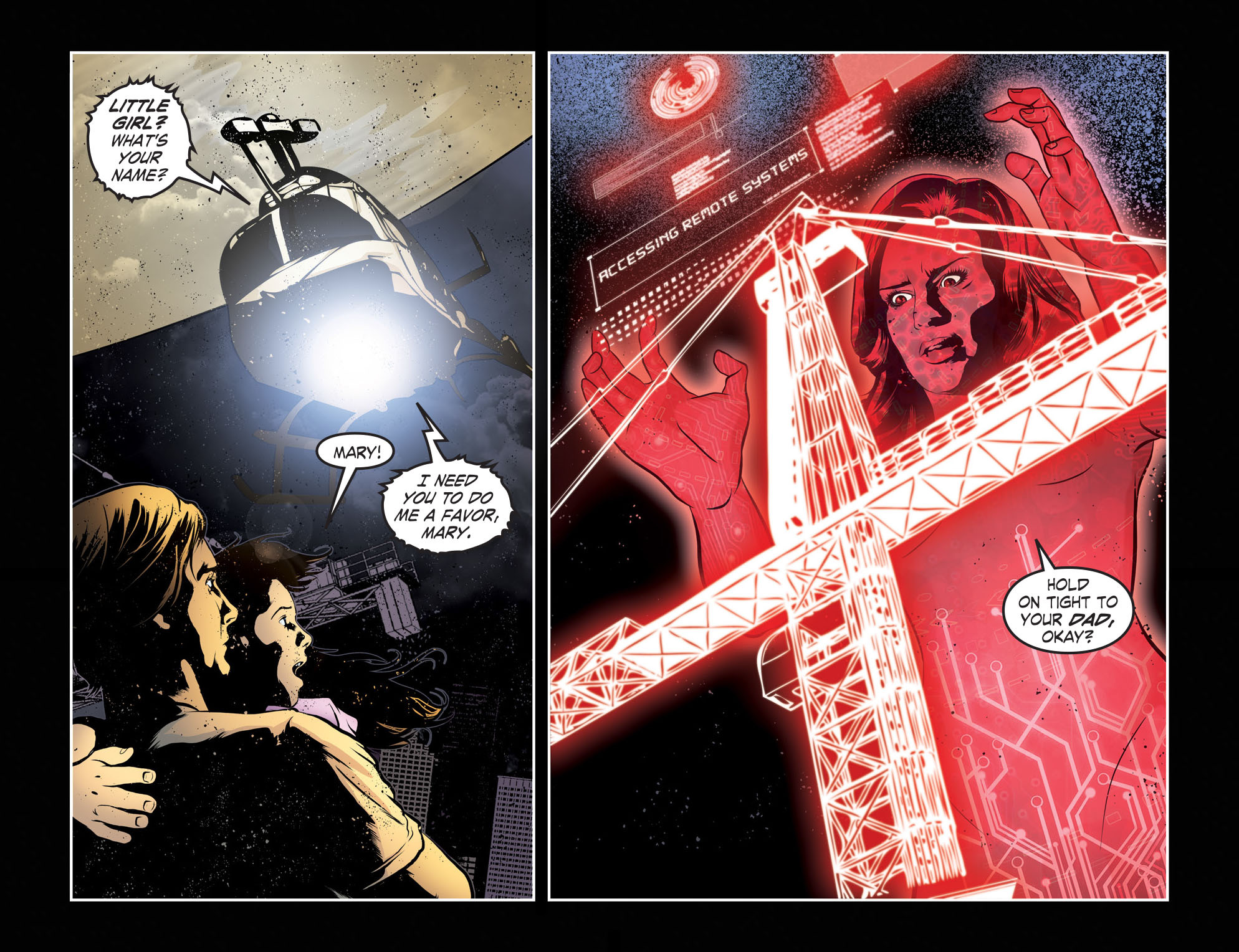 Read online Smallville: Season 11 comic -  Issue #55 - 17
