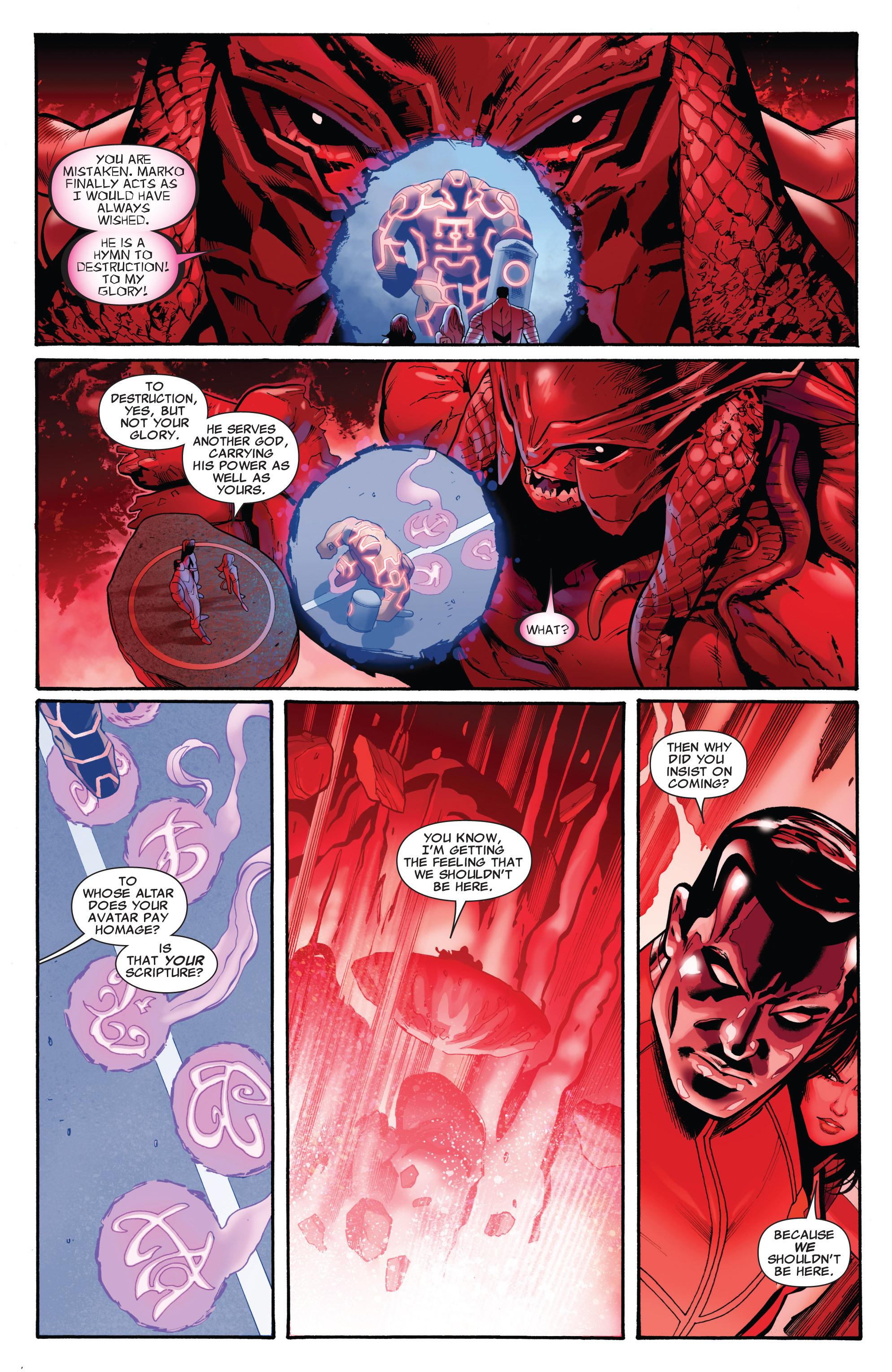 Read online Uncanny X-Men (1963) comic -  Issue #542 - 15