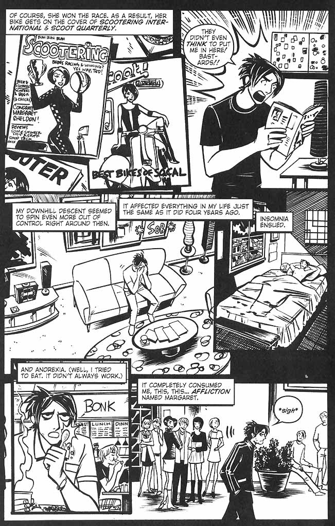 Read online Scooter Girl comic -  Issue #2 - 20