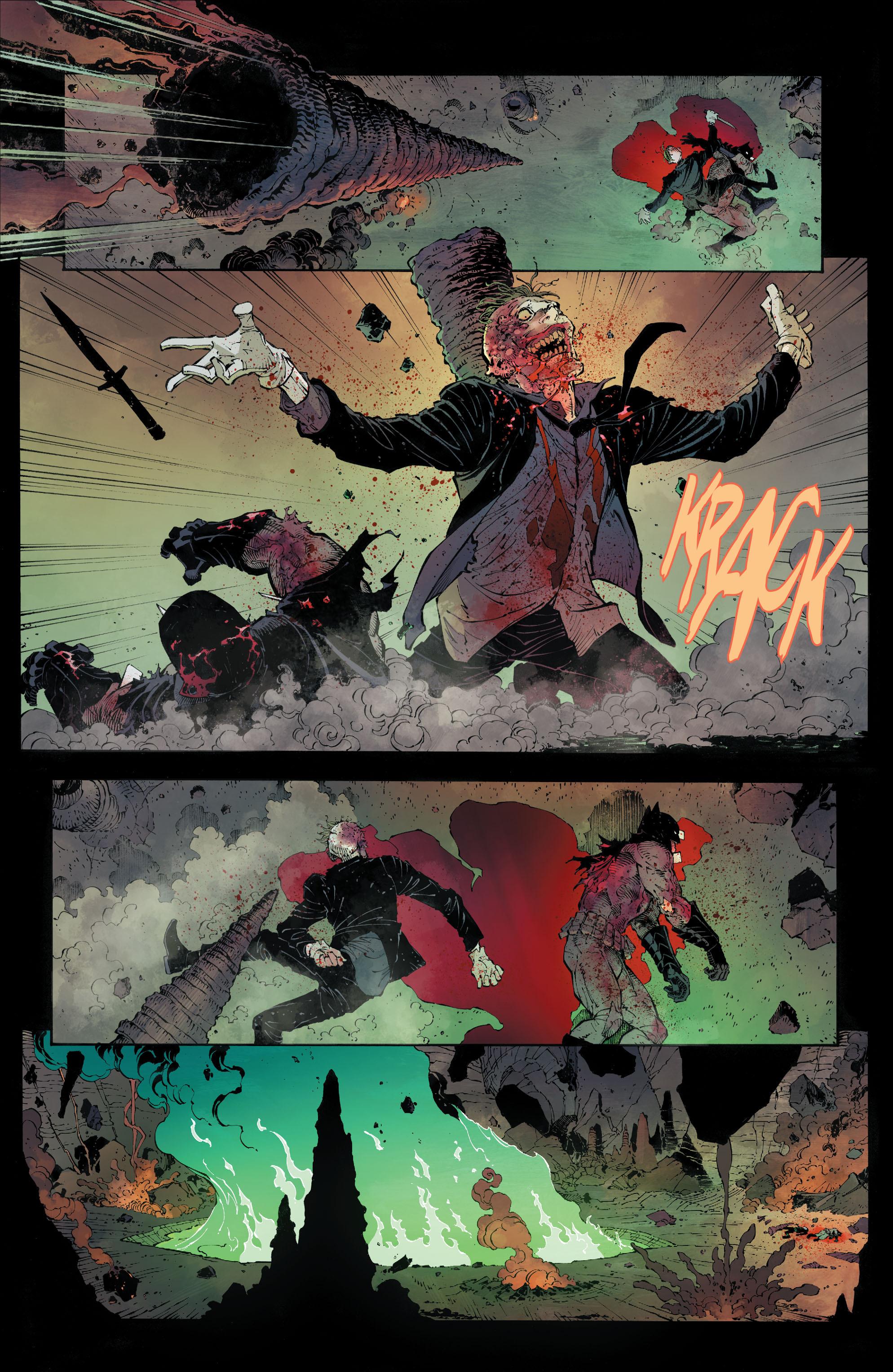 Read online Batman (2011) comic -  Issue # _TPB 7 - 141
