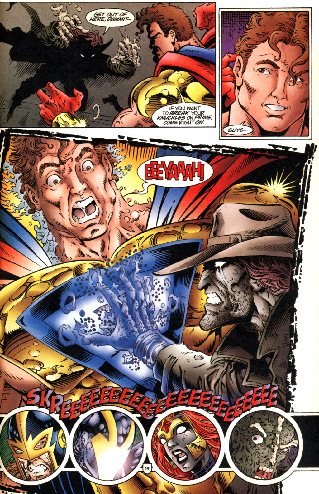 Read online UltraForce (1995) comic -  Issue #2 - 20