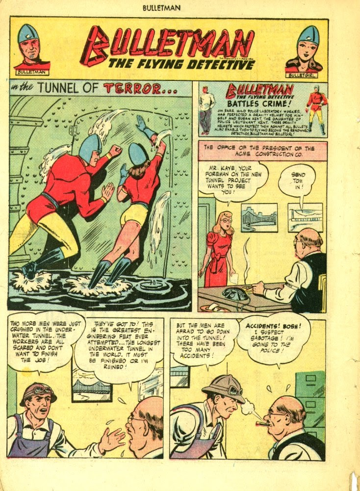 Bulletman issue 16 - Page 3