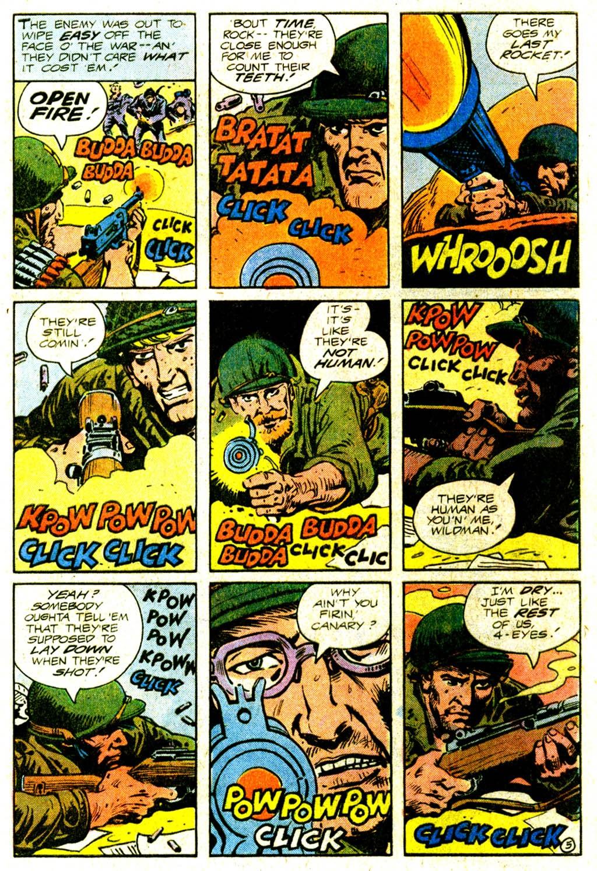 Read online Sgt. Rock comic -  Issue #370 - 9
