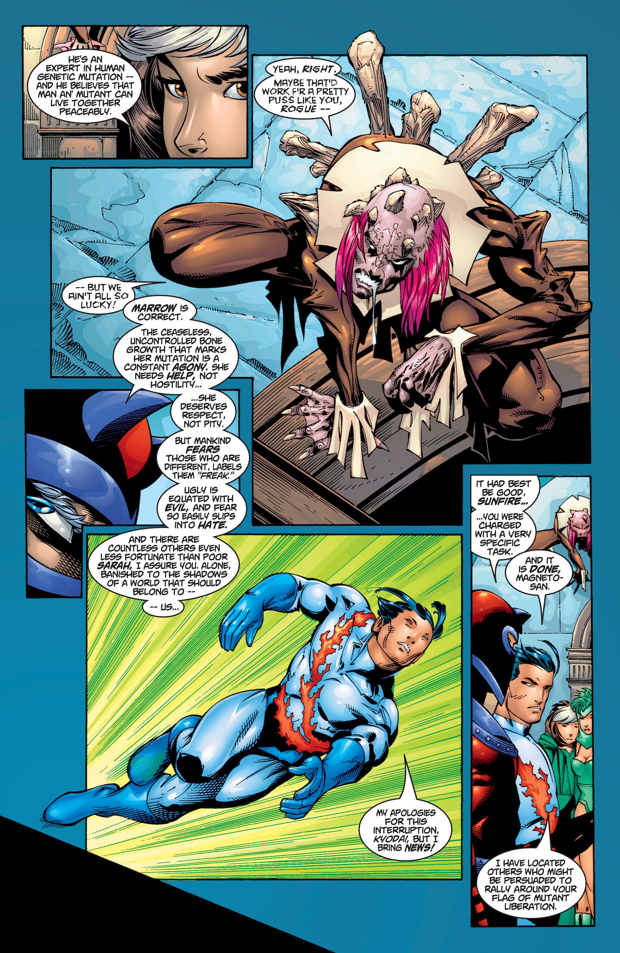 Read online Uncanny X-Men (1963) comic -  Issue #378 - 9