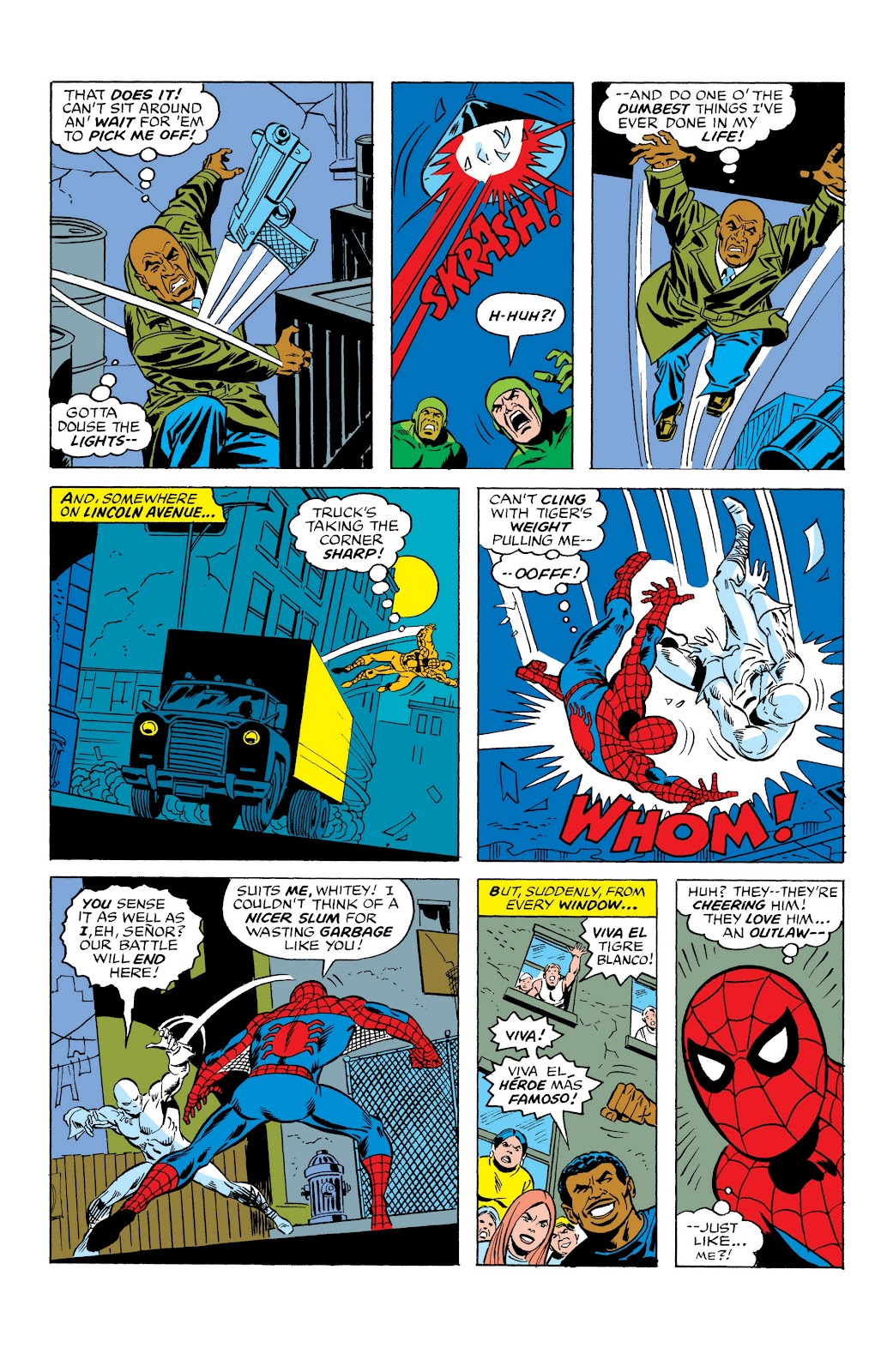 Read online Marvel Masterworks: The Spectacular Spider-Man comic -  Issue # TPB (Part 2) - 68