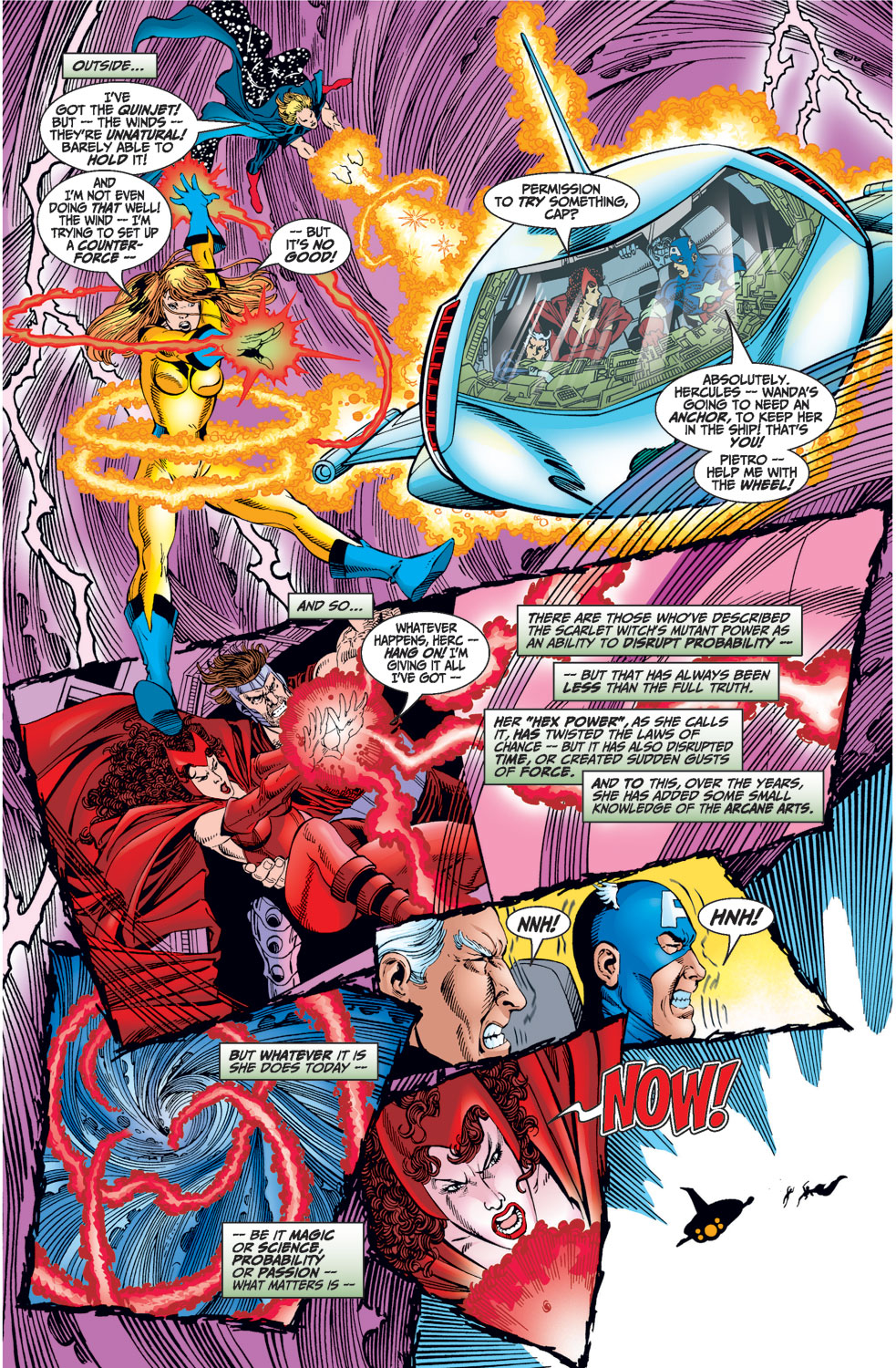 Avengers (1998) issue 1 - Page 29
