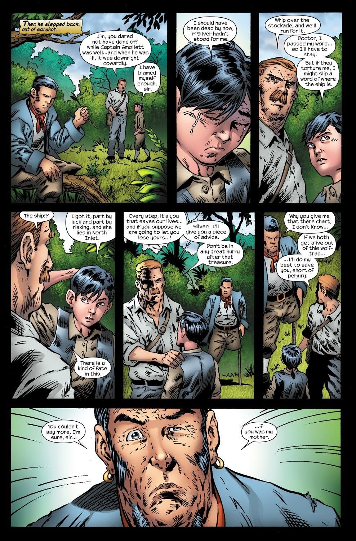 Read online Treasure Island comic -  Issue #5 - 18