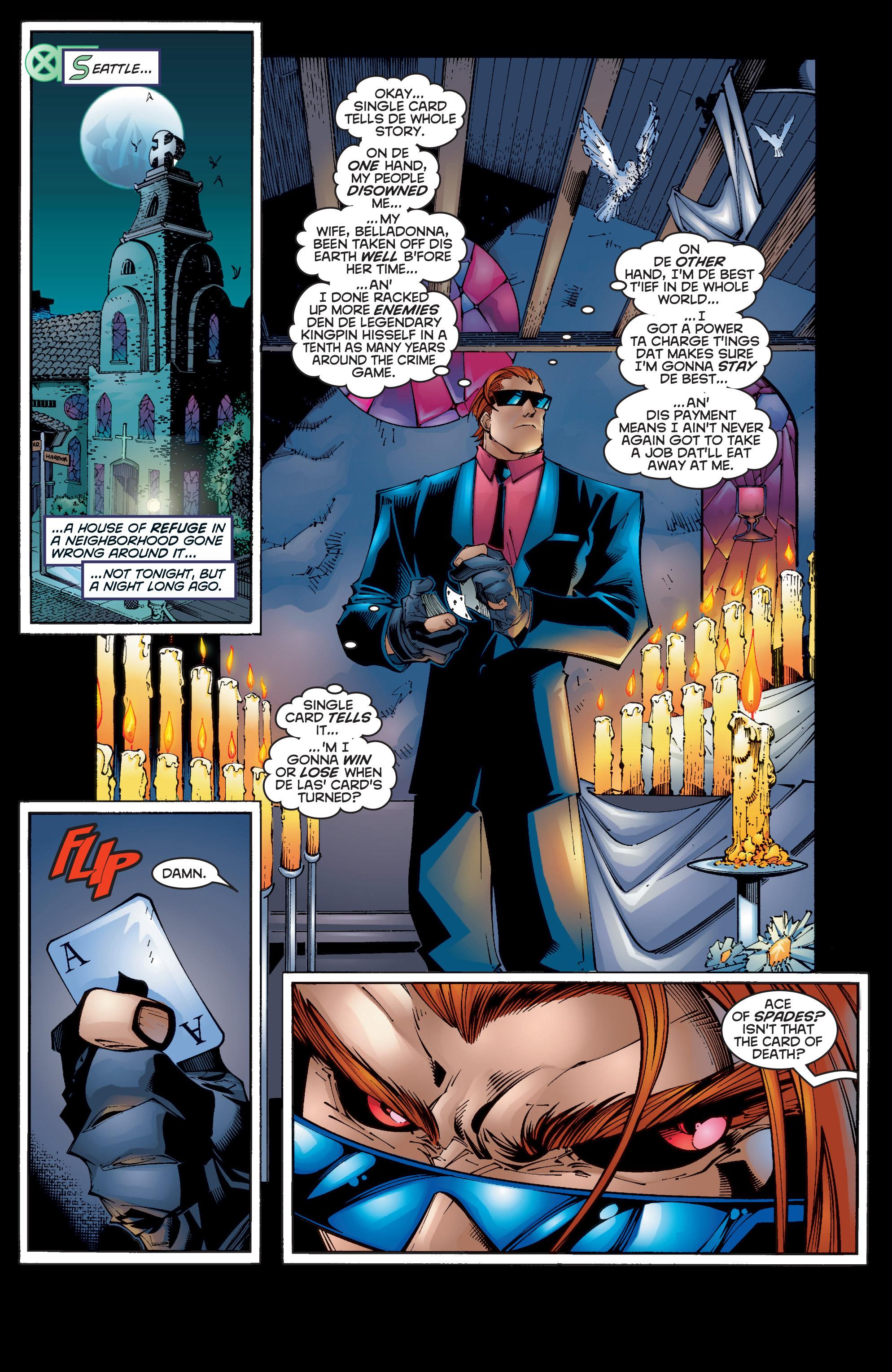 Read online Uncanny X-Men (1963) comic -  Issue #350 - 4