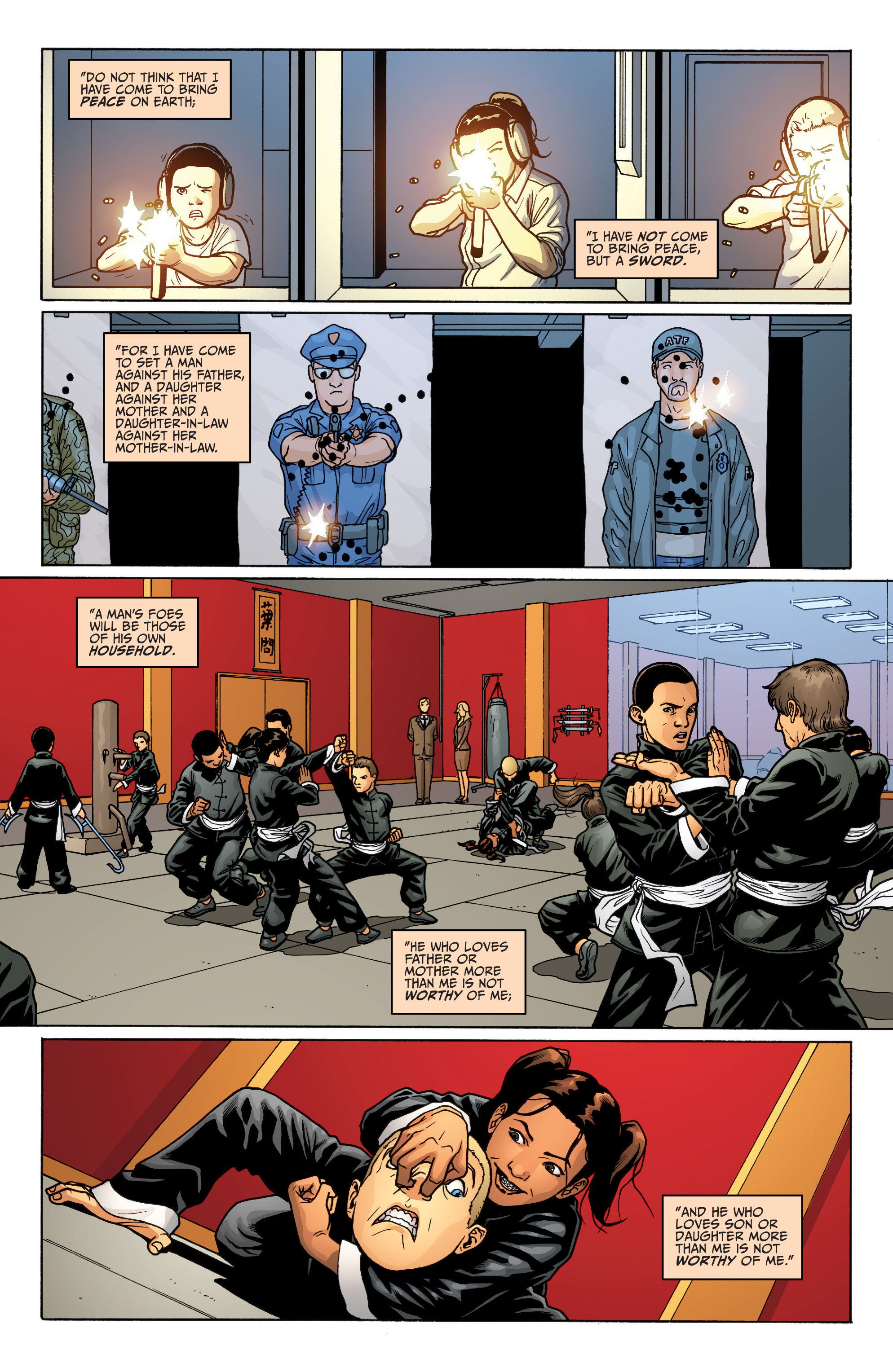 Read online Archer and Armstrong comic -  Issue #Archer and Armstrong _TPB 5 - 17