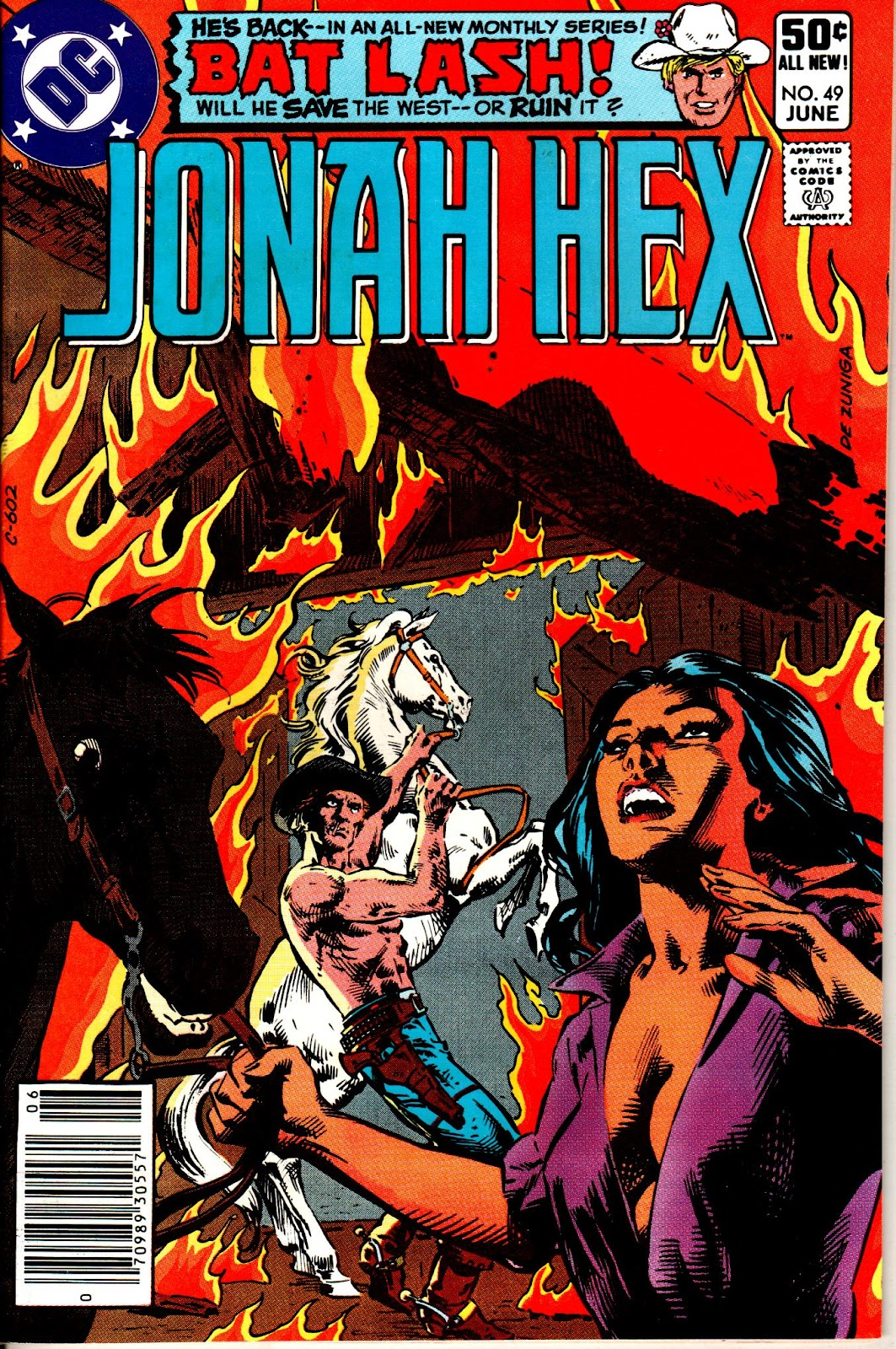 Jonah Hex (1977) 49 Page 1