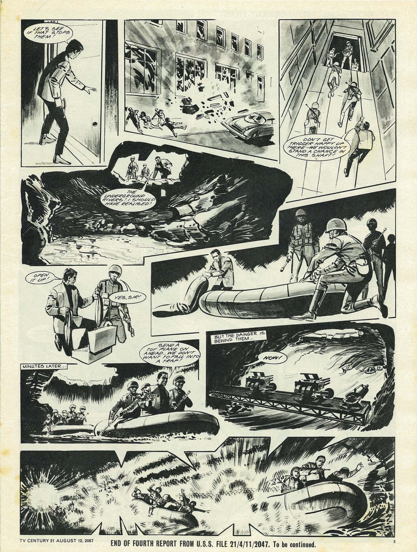 Read online TV Century 21 (TV 21) comic -  Issue #134 - 3