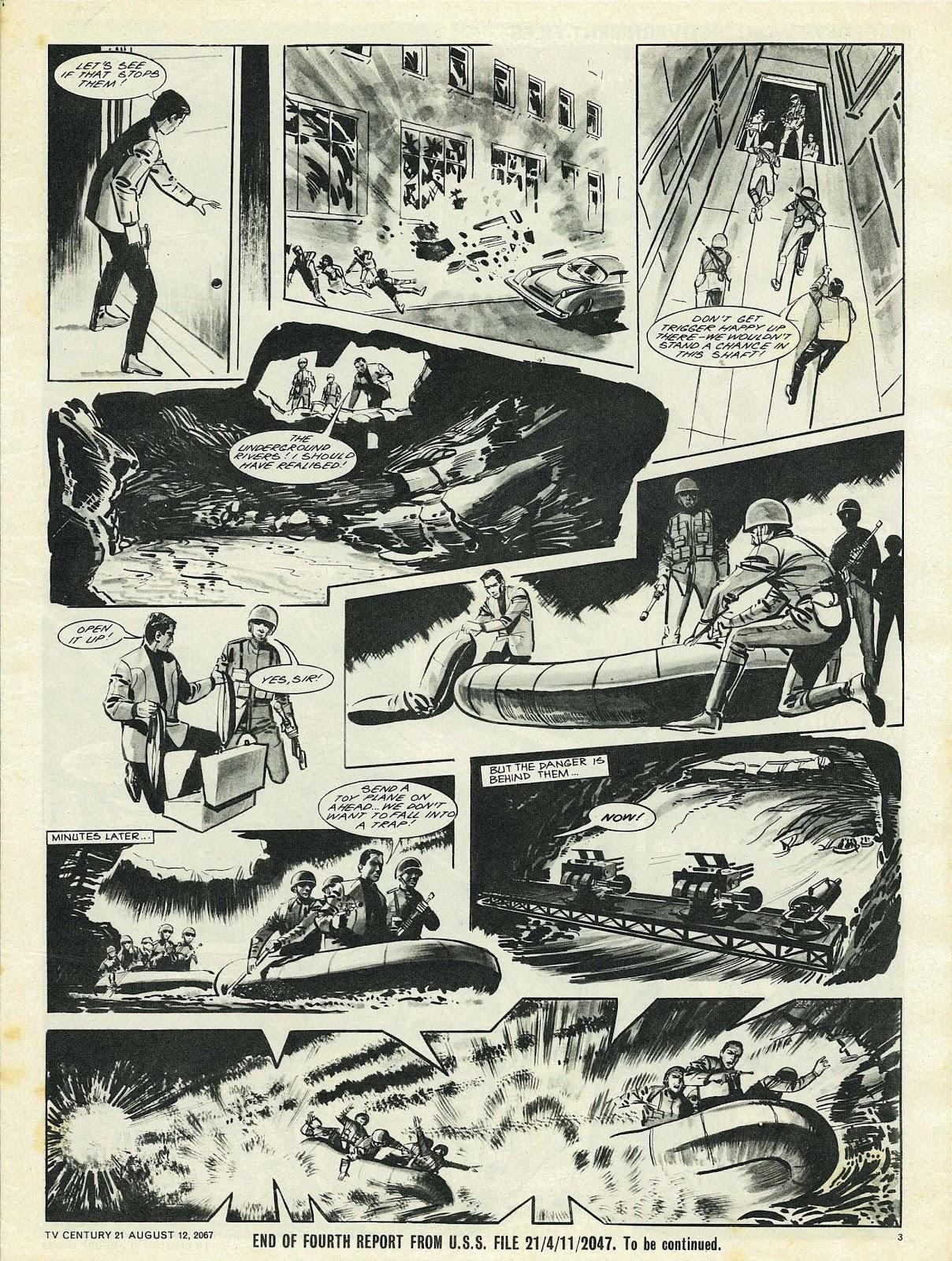 TV Century 21 (TV 21) issue 134 - Page 3
