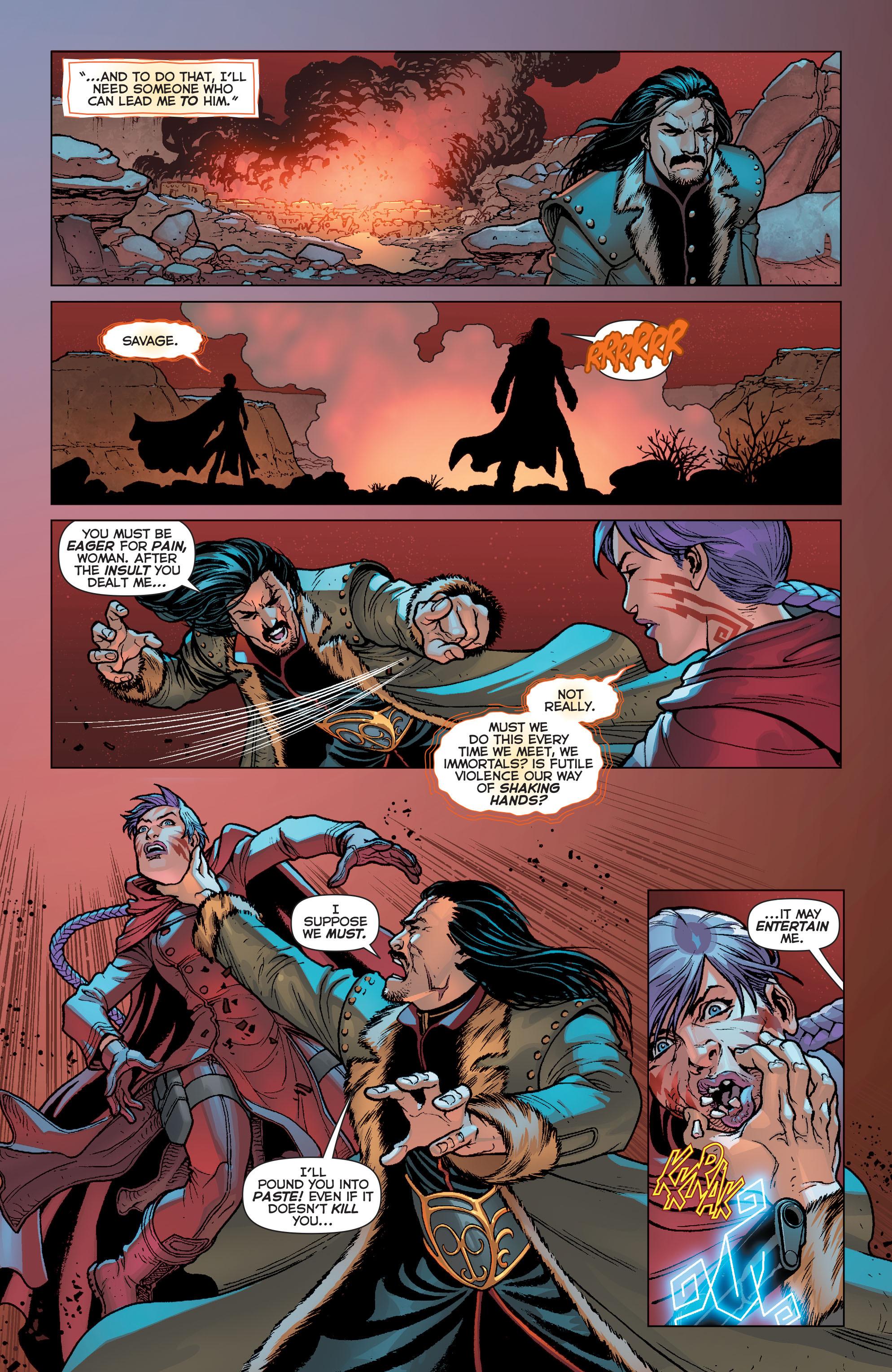 Read online Trinity of Sin: Pandora comic -  Issue #4 - 14