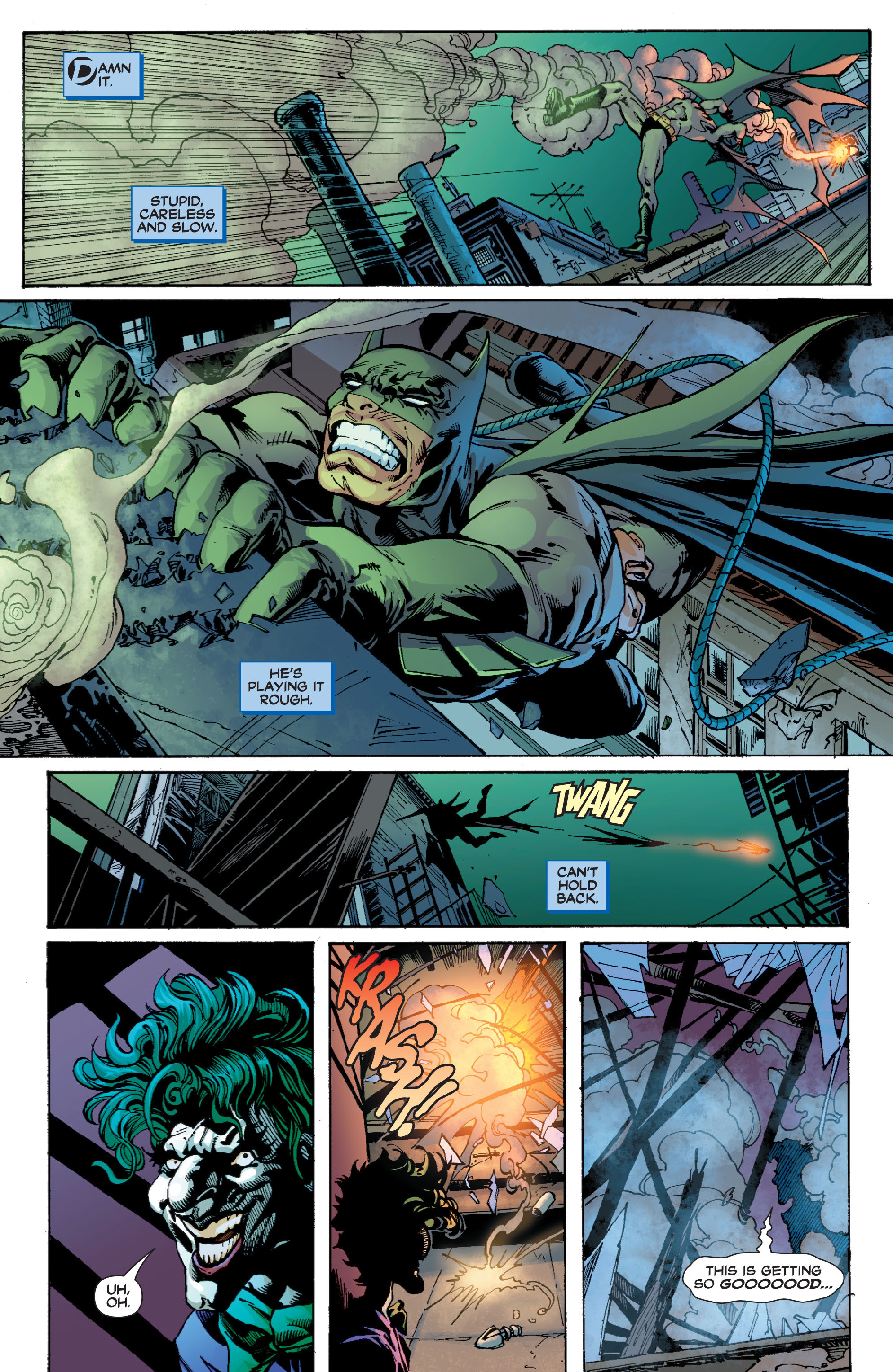 Read online Batman: Under The Red Hood comic -  Issue # Full - 299