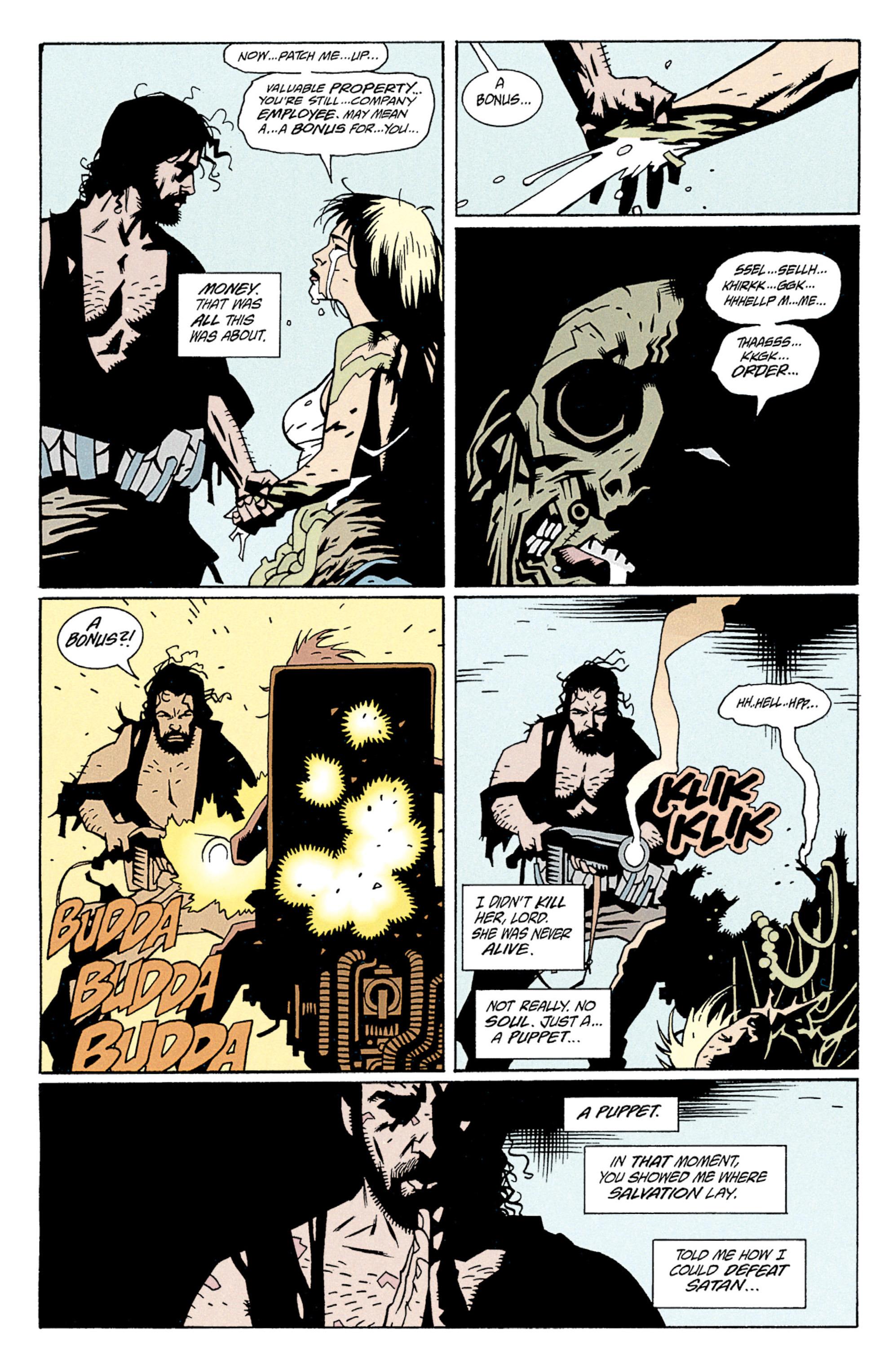 Read online Aliens: Salvation comic -  Issue # TPB - 47
