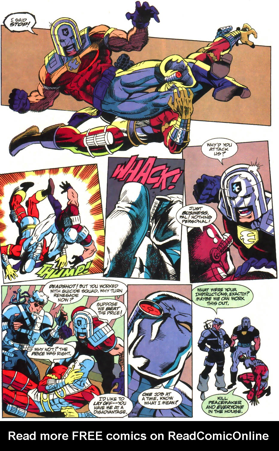 Read online Showcase '93 comic -  Issue #8 - 26