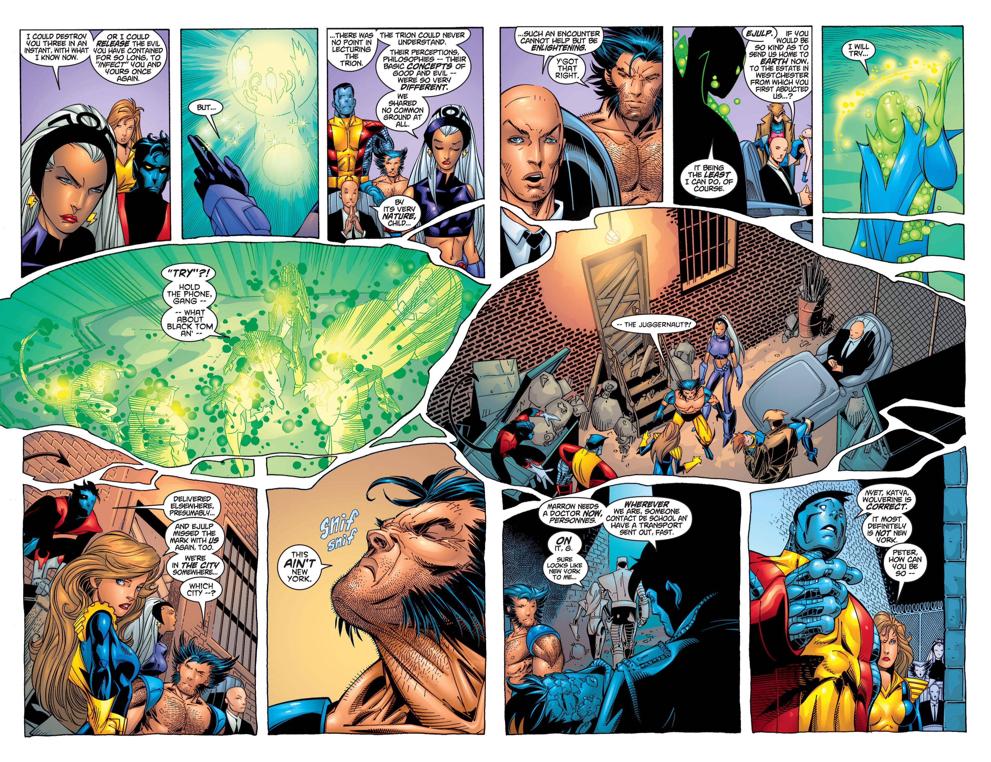 Read online Uncanny X-Men (1963) comic -  Issue #369 - 19