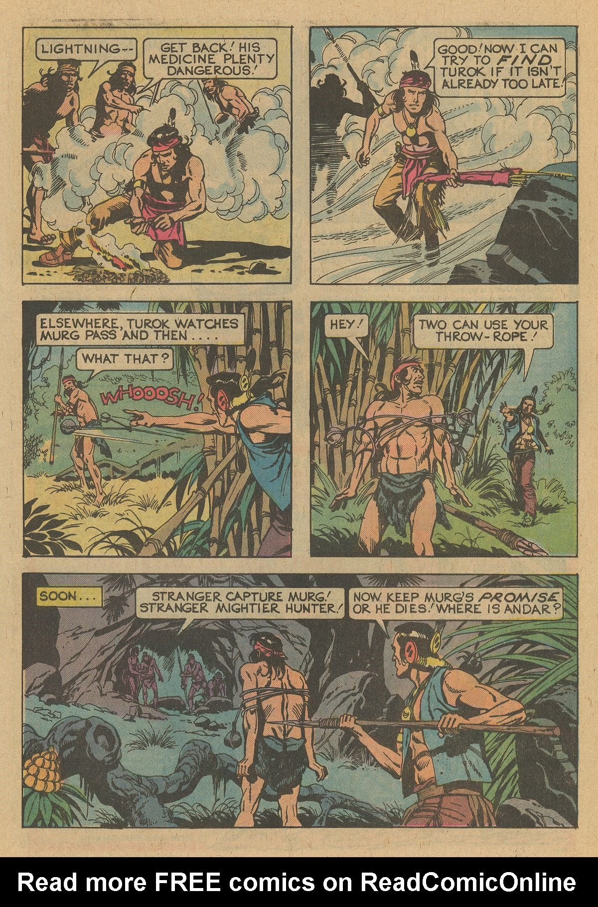 Read online Turok, Son of Stone comic -  Issue #109 - 13