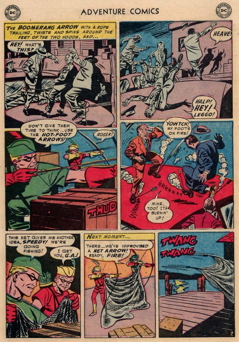 Read online Adventure Comics (1938) comic -  Issue #193 - 40