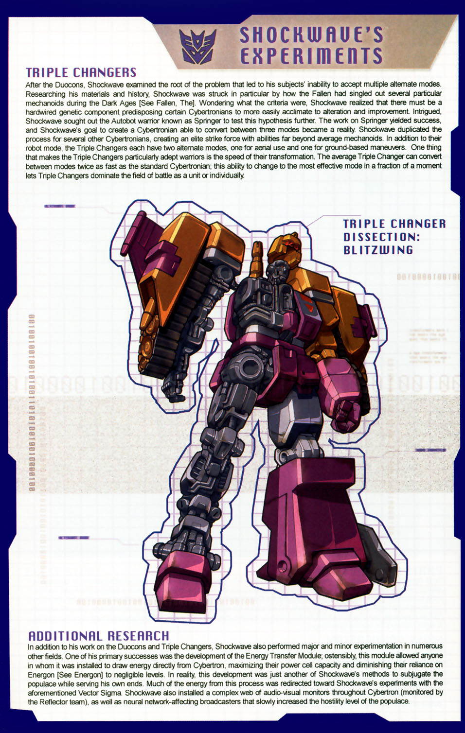 Read online Transformers: More than Meets the Eye comic -  Issue #8 - 44