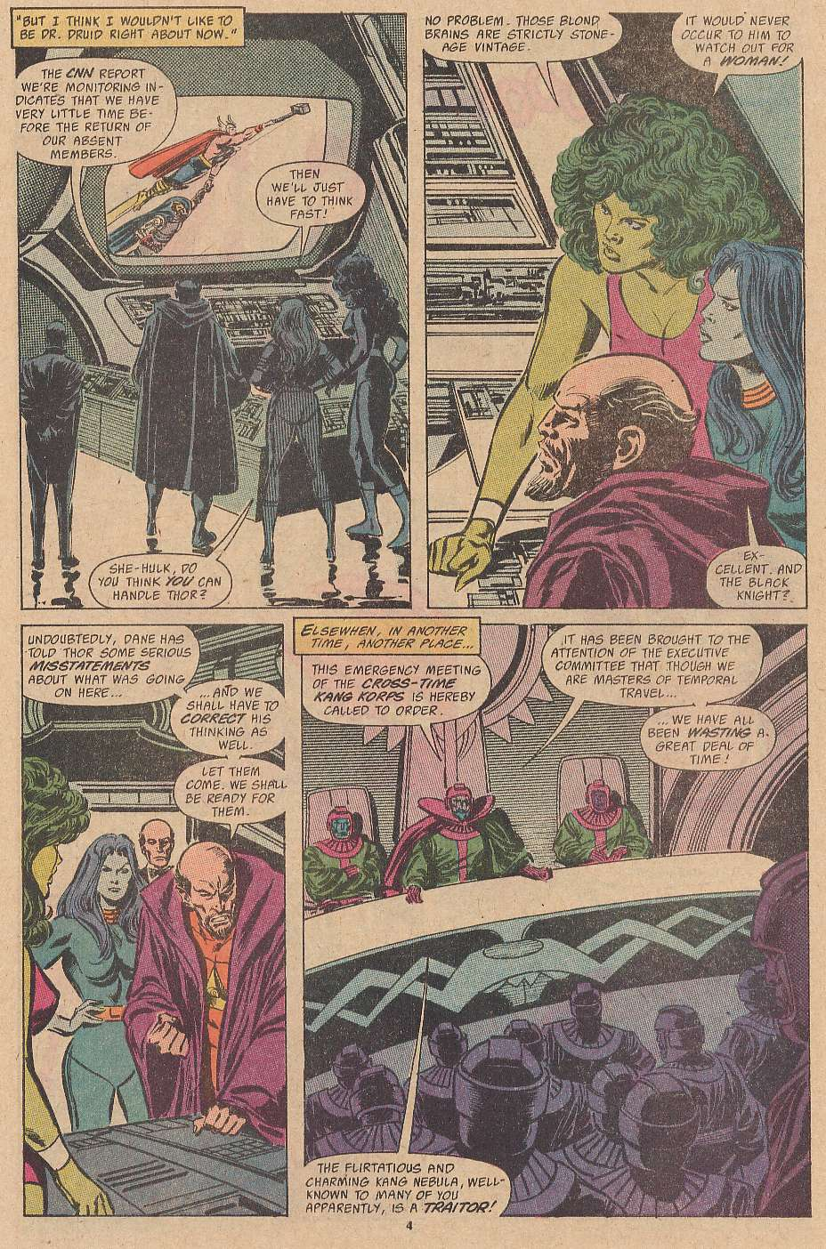The Avengers (1963) 296 Page 4