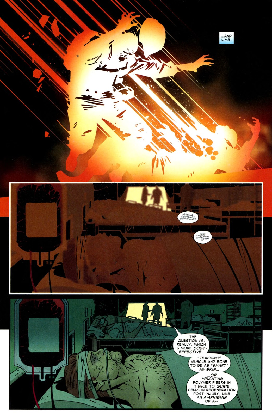 Web of Spider-Man (2009) Issue #6 #6 - English 6