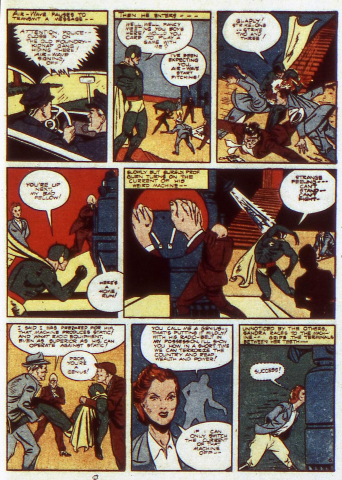 Detective Comics (1937) 61 Page 54